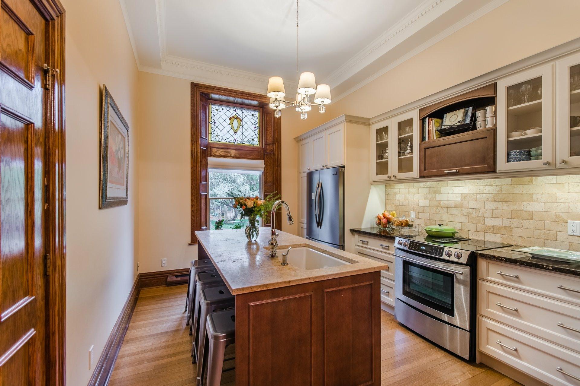 image 3 - Appartement À vendre Montréal Ville-Marie  - 10 pièces