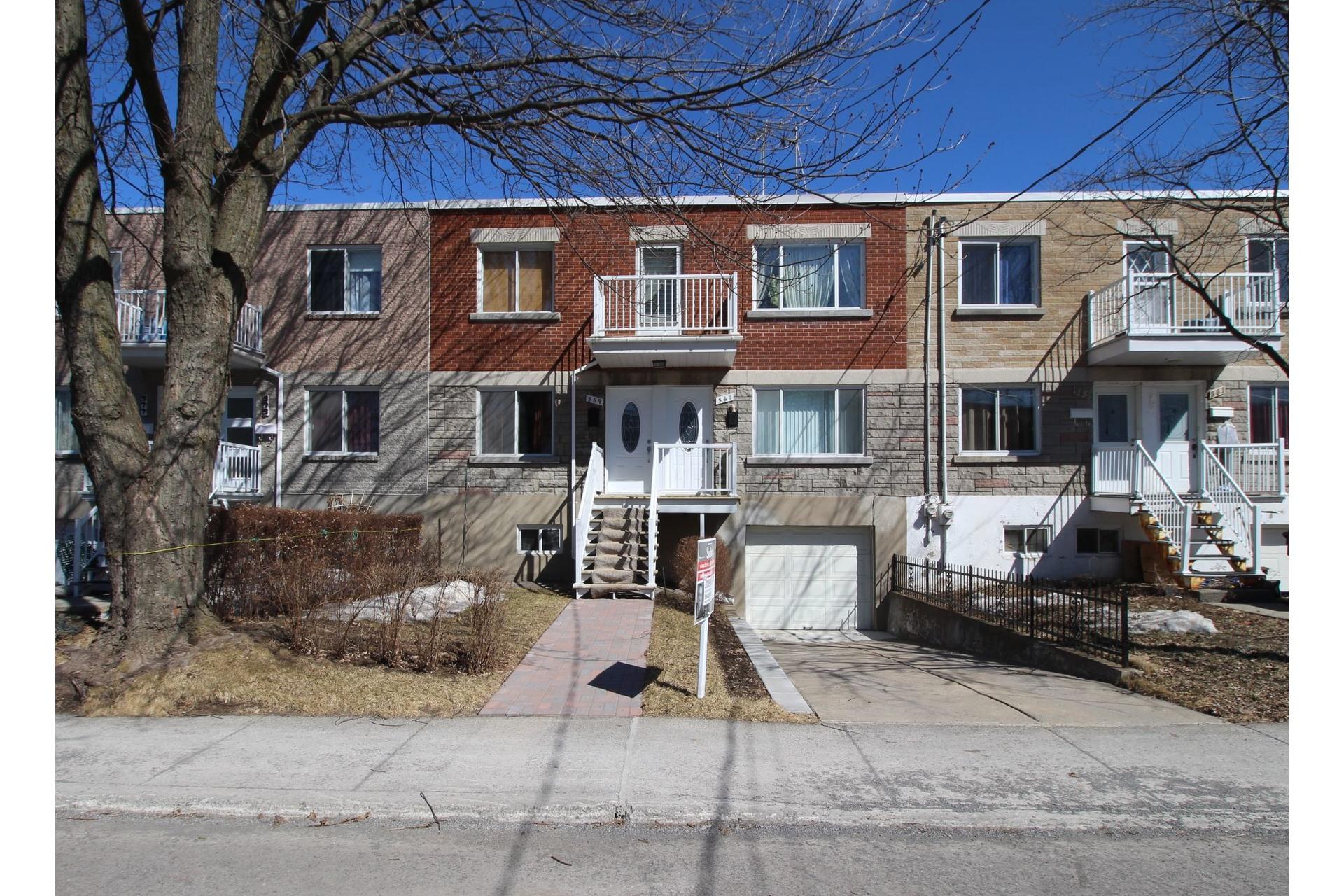 image 0 - Duplex À vendre Montréal Rivière-des-Prairies/Pointe-aux-Trembles  - 6 pièces