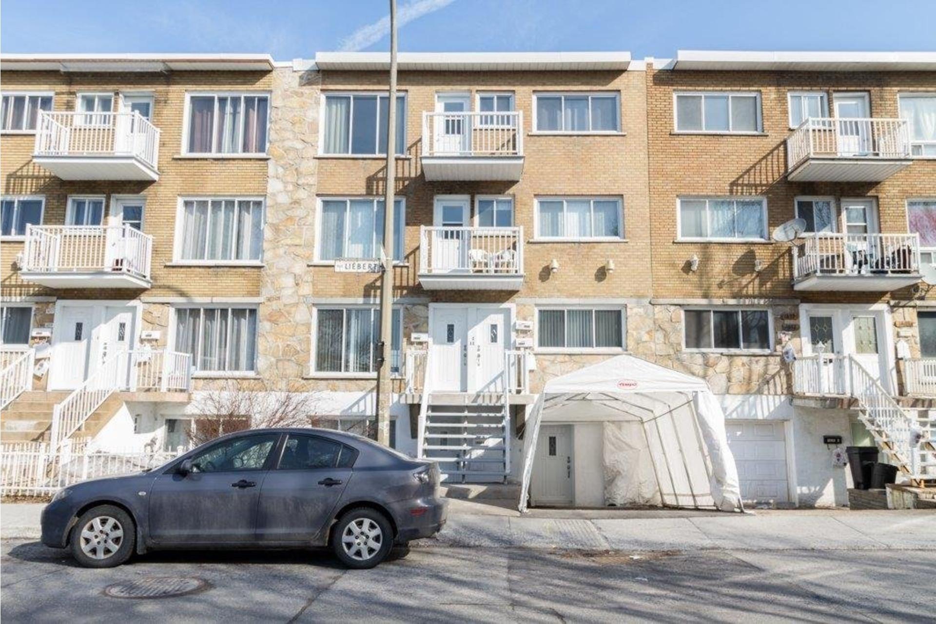image 0 - Quadruplex À vendre Montréal Mercier/Hochelaga-Maisonneuve  - 9 pièces