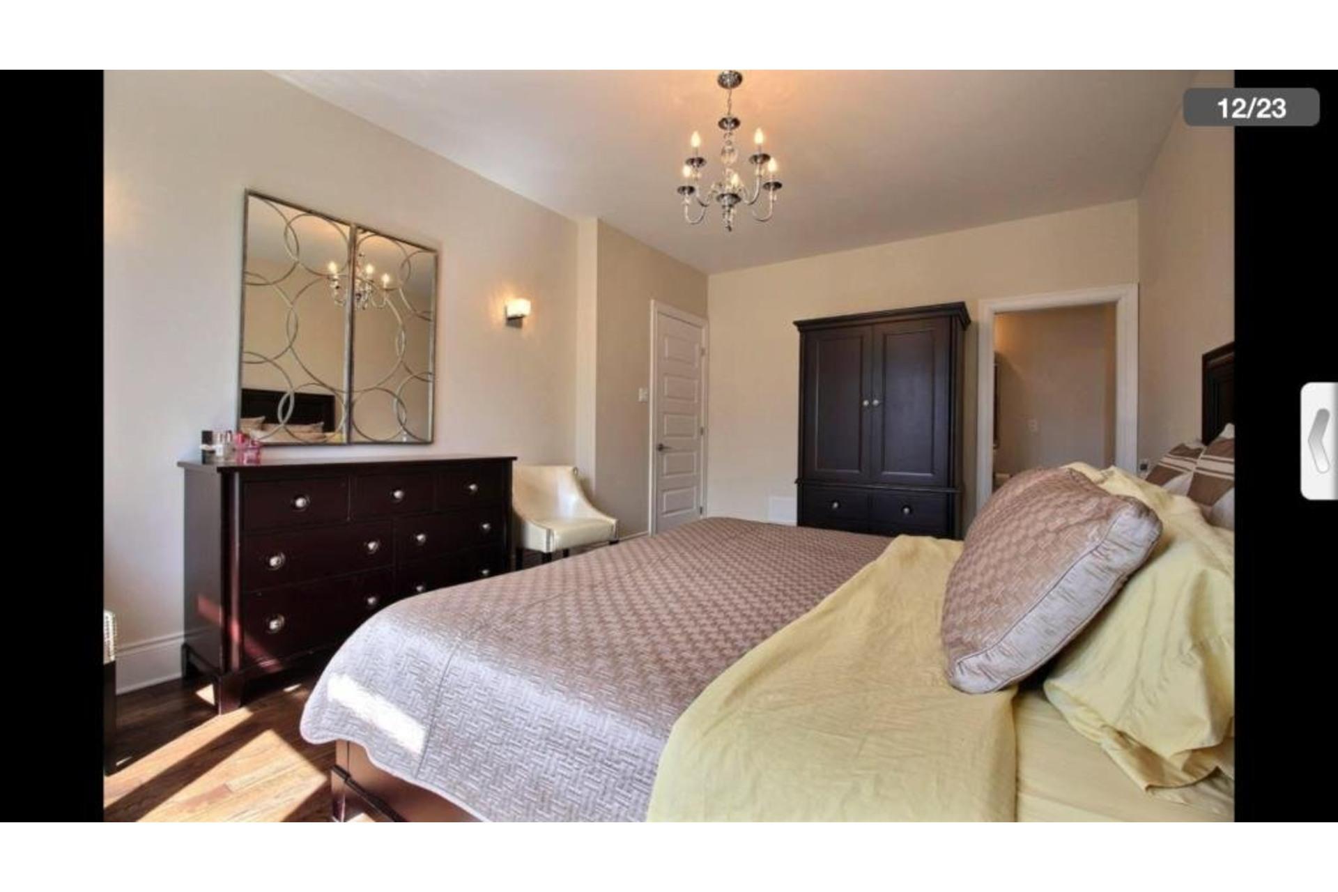 image 7 - Apartment For rent Montréal Saint-Laurent  - 10 rooms