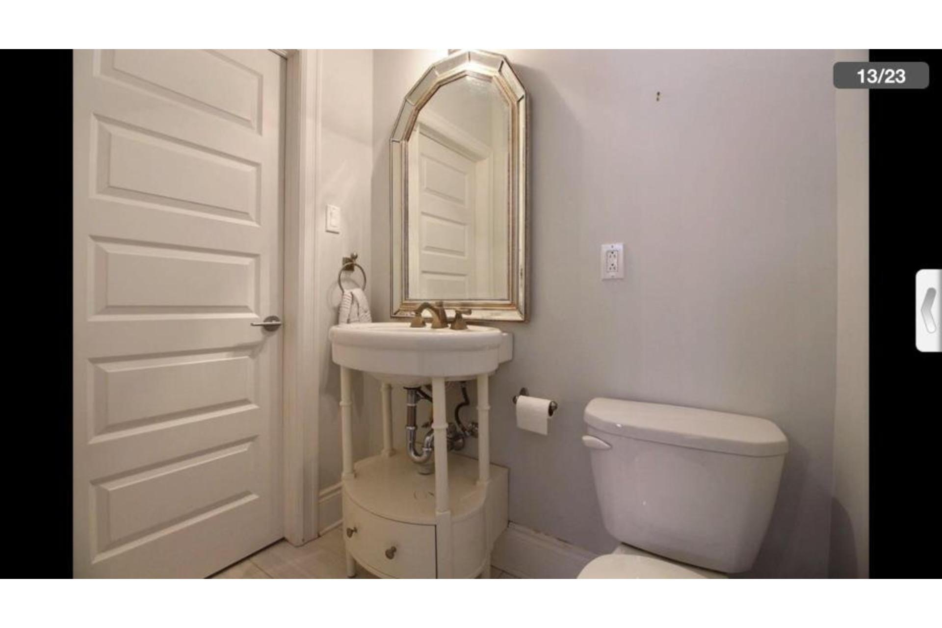image 8 - Apartment For rent Montréal Saint-Laurent  - 10 rooms