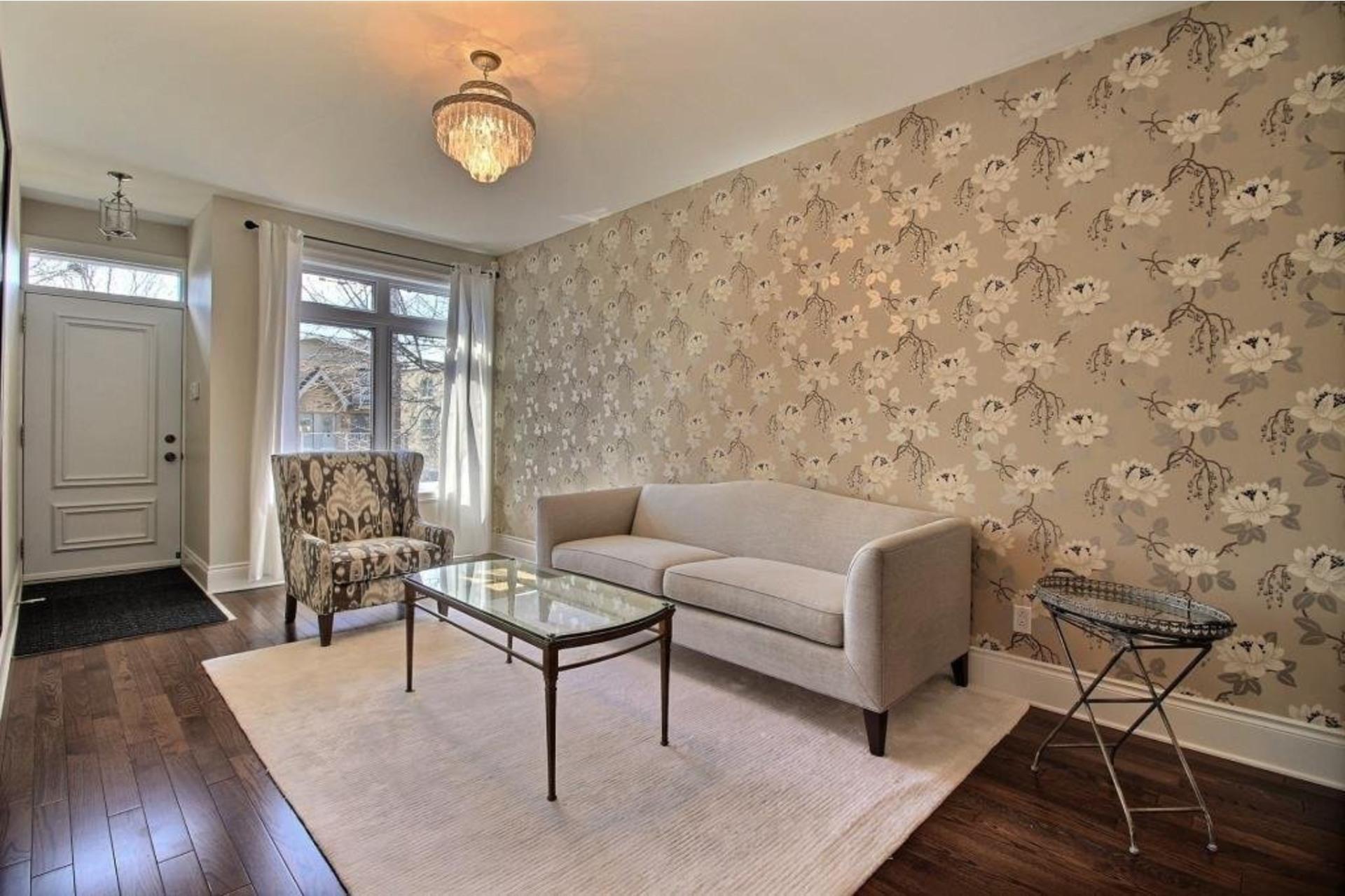 image 1 - Apartment For rent Montréal Saint-Laurent  - 10 rooms