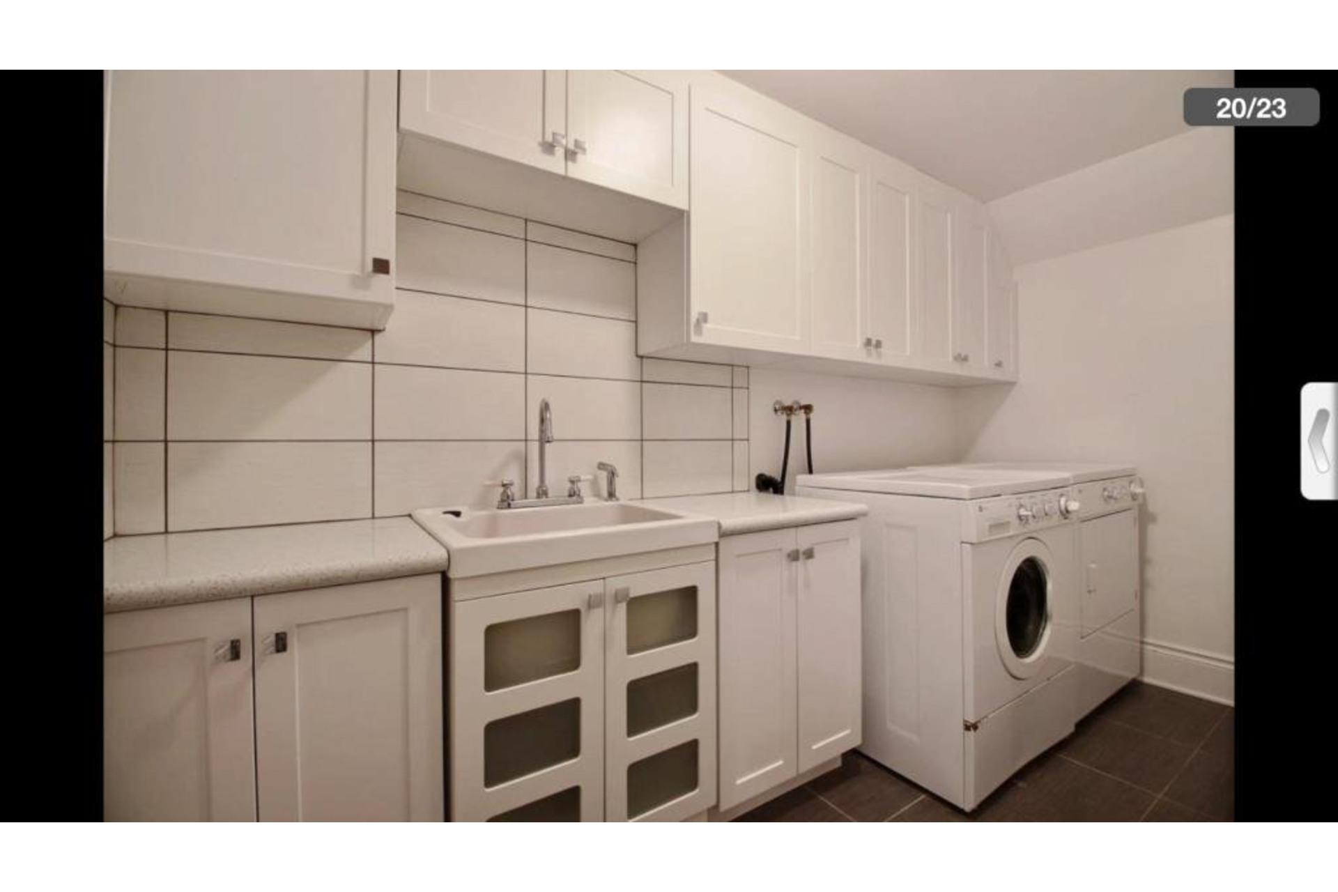 image 15 - Apartment For rent Montréal Saint-Laurent  - 10 rooms