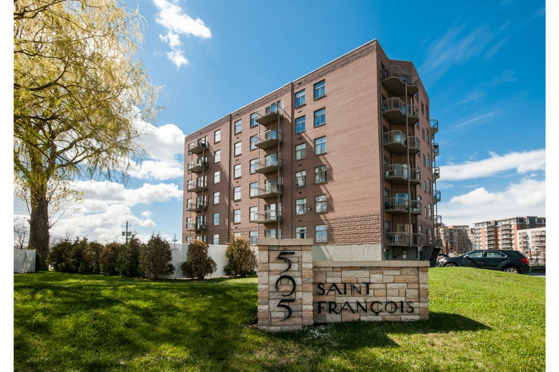 image 0 - Apartment For sale Brossard - 5 rooms