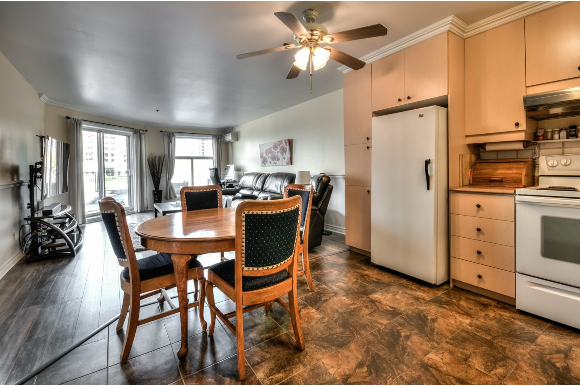 image 5 - Apartment For sale Brossard - 5 rooms
