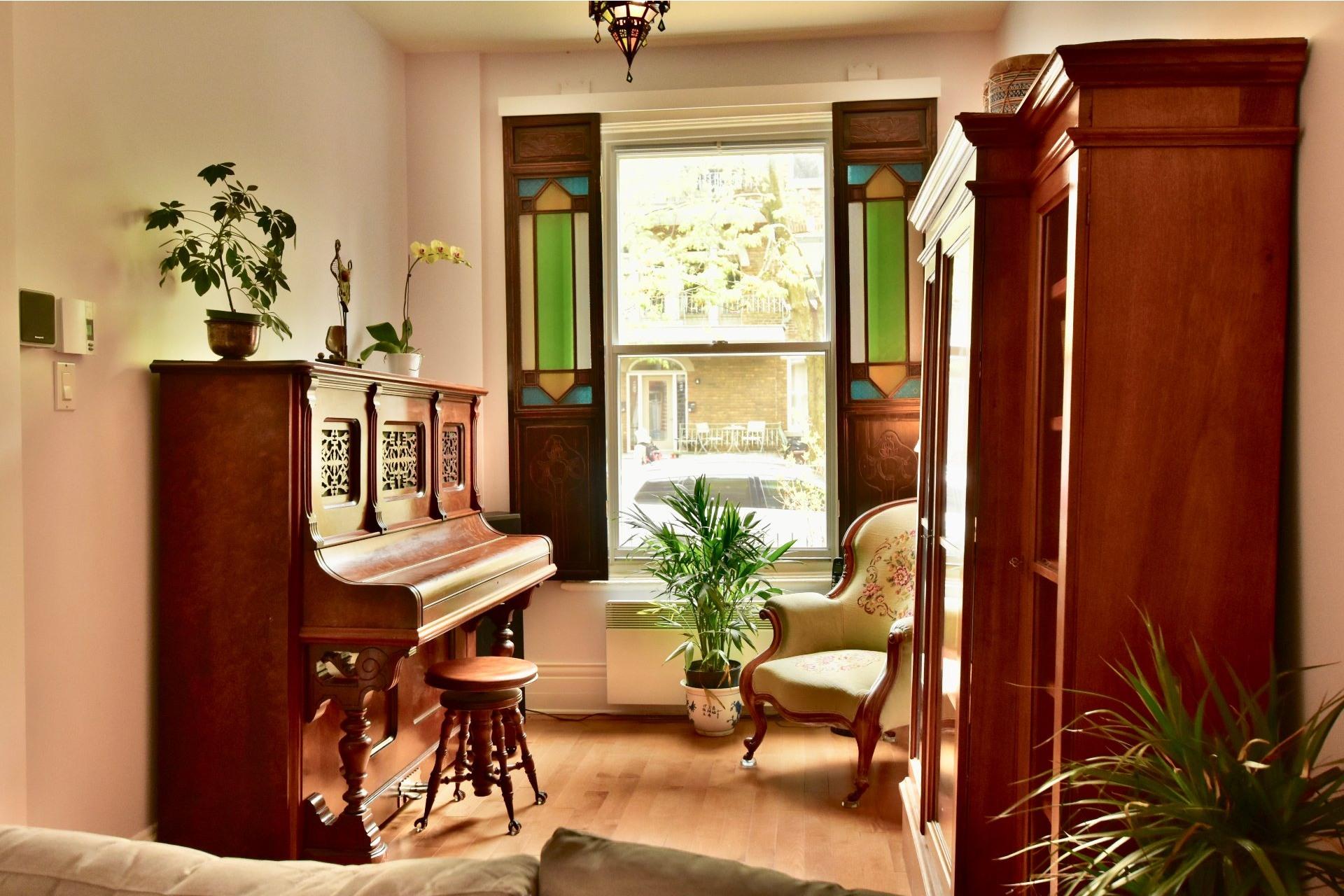 image 2 - Maison À louer Montréal Le Plateau-Mont-Royal  - 14 pièces