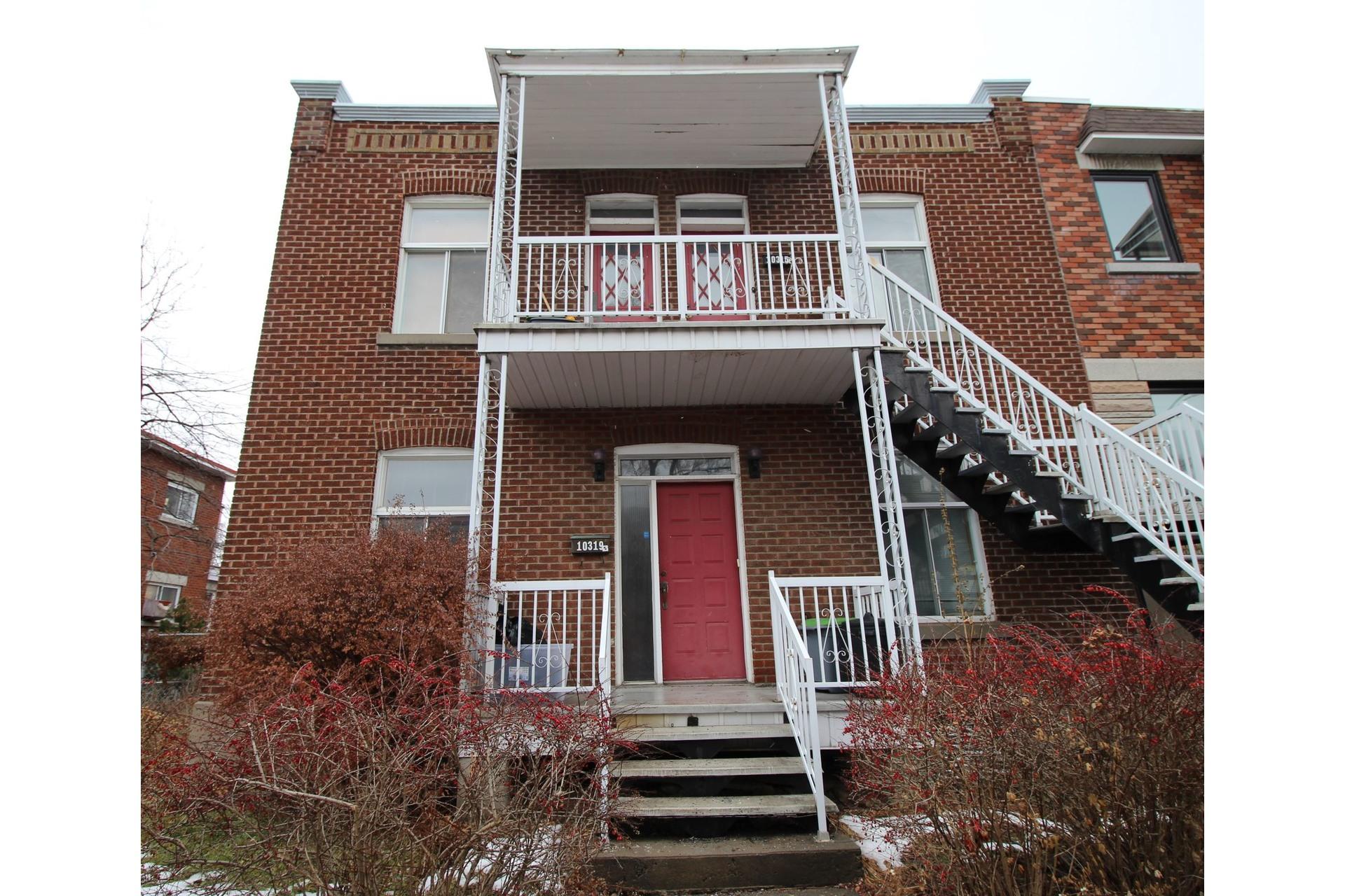image 2 - Appartement À louer Montréal Ahuntsic-Cartierville  - 2 pièces