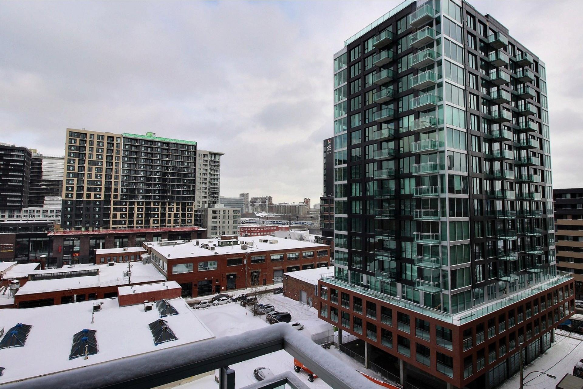 image 2 - Apartment For rent Montréal Le Sud-Ouest  - 6 rooms