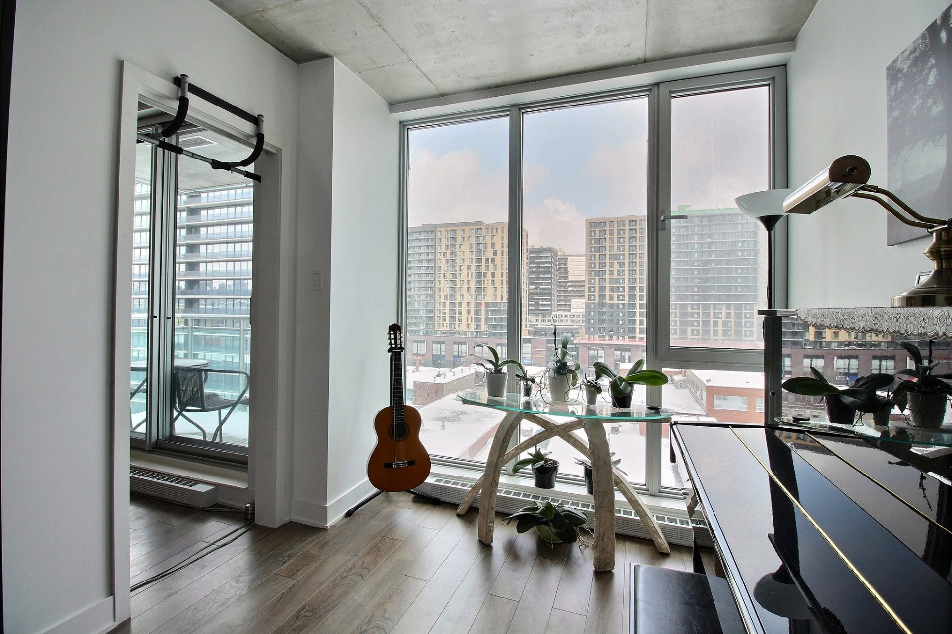 image 13 - Apartment For rent Montréal Le Sud-Ouest  - 6 rooms