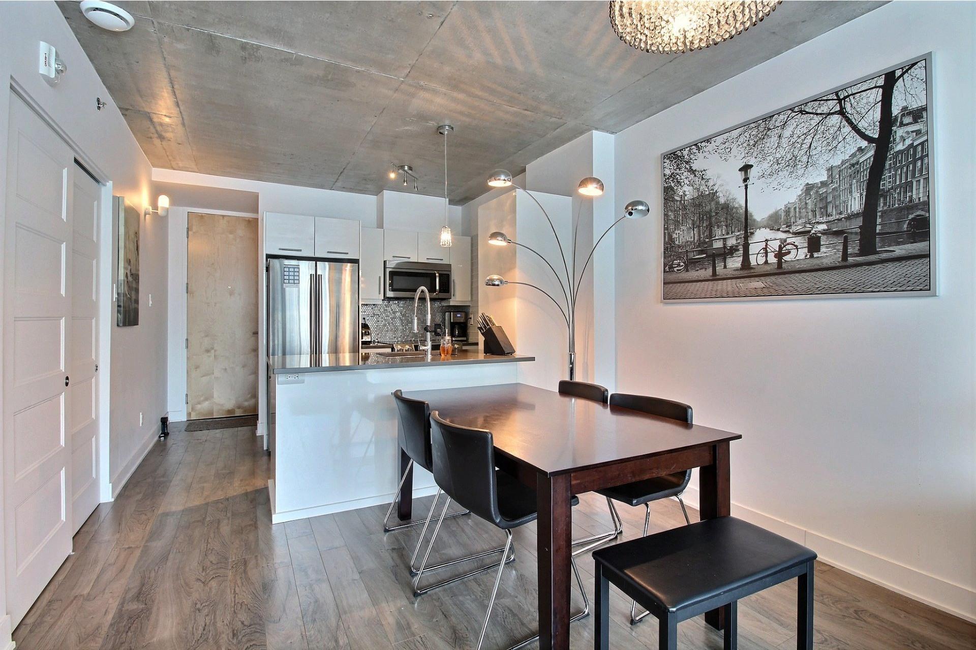 image 3 - Apartment For rent Montréal Le Sud-Ouest  - 6 rooms