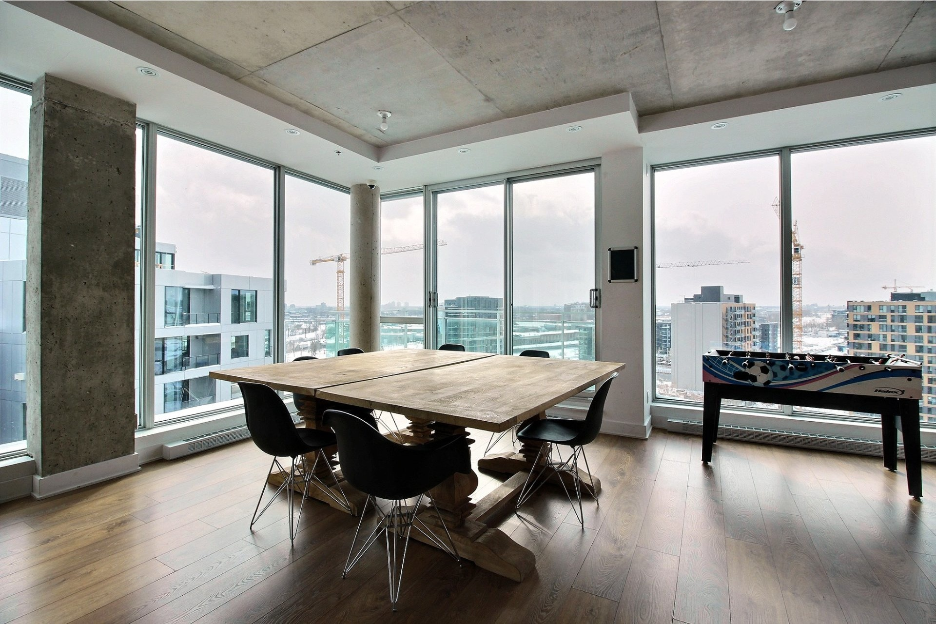 image 18 - Apartment For rent Montréal Le Sud-Ouest  - 6 rooms