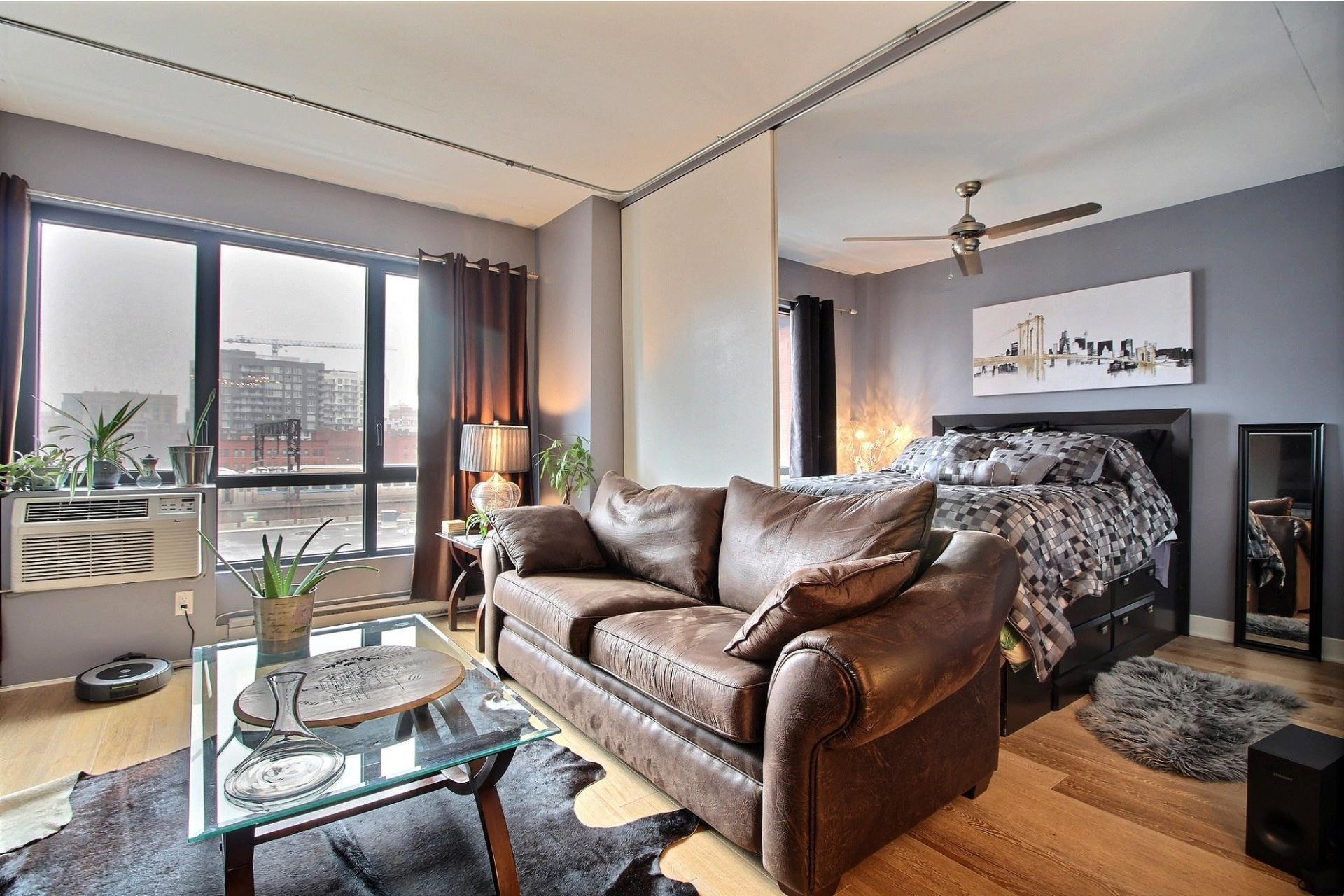 image 8 - Apartment For rent Montréal Le Sud-Ouest  - 3 rooms
