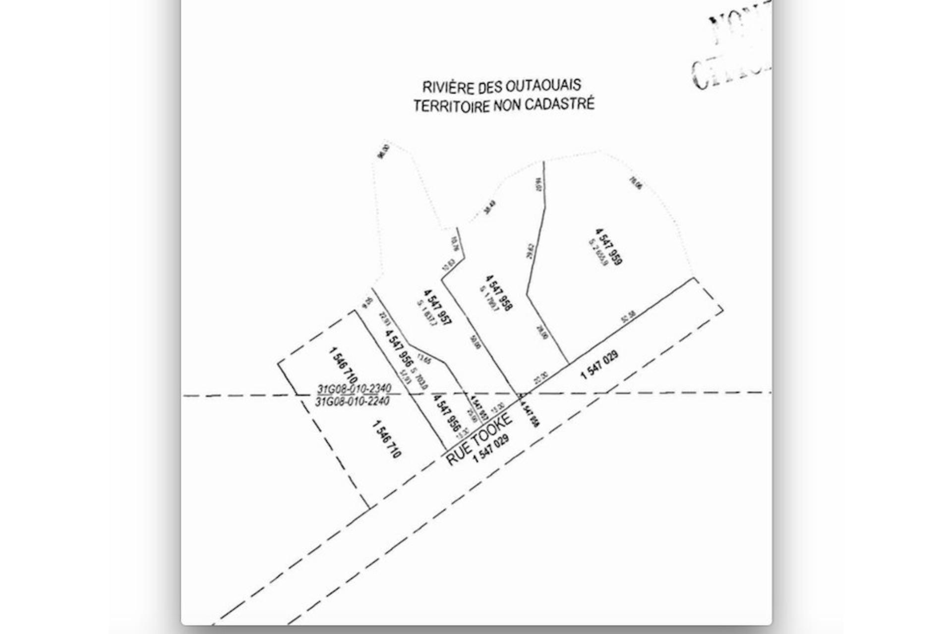 image 3 - Terrain À vendre Vaudreuil-Dorion