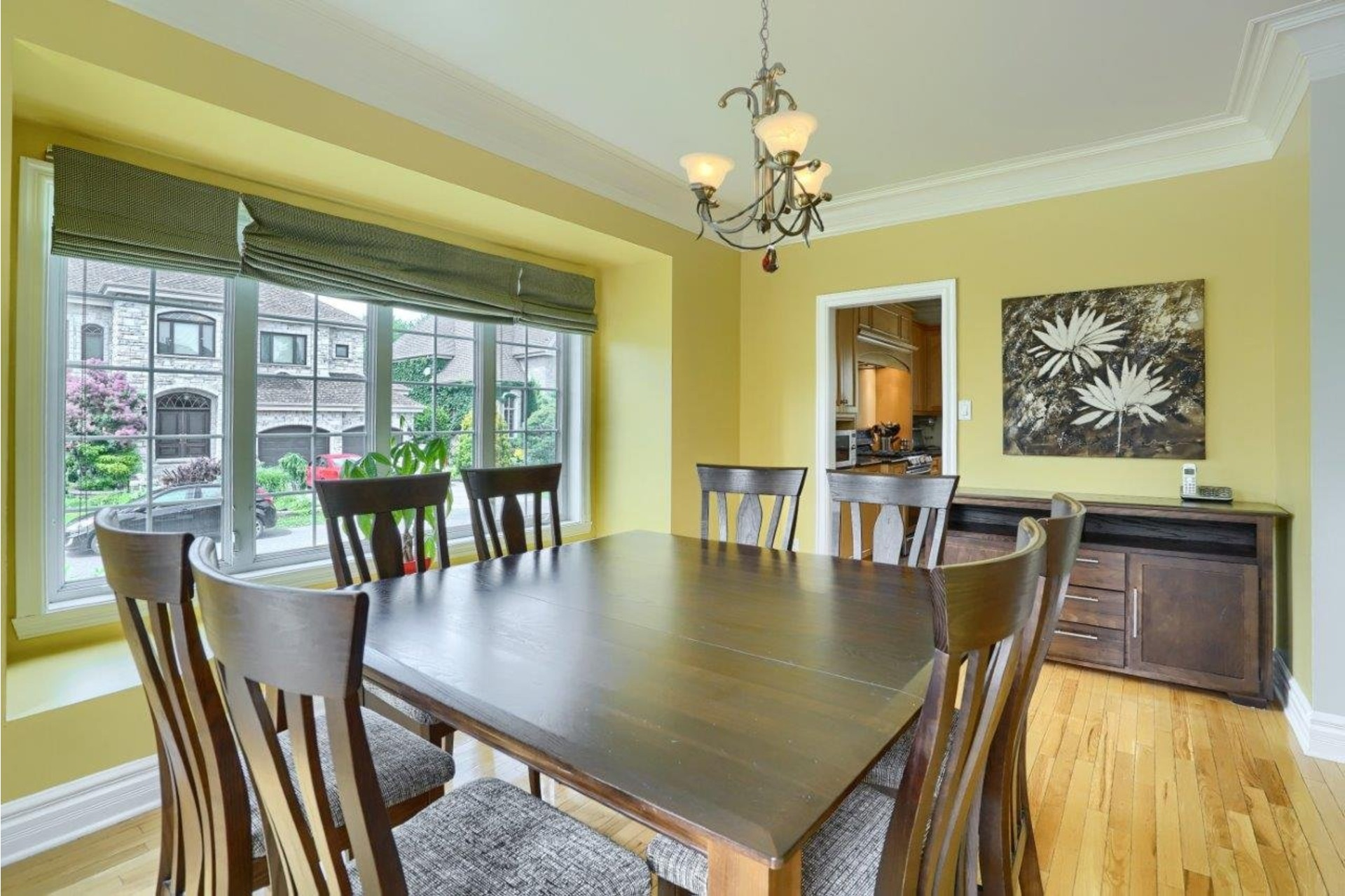 image 2 - House For sale Brossard - 12 rooms
