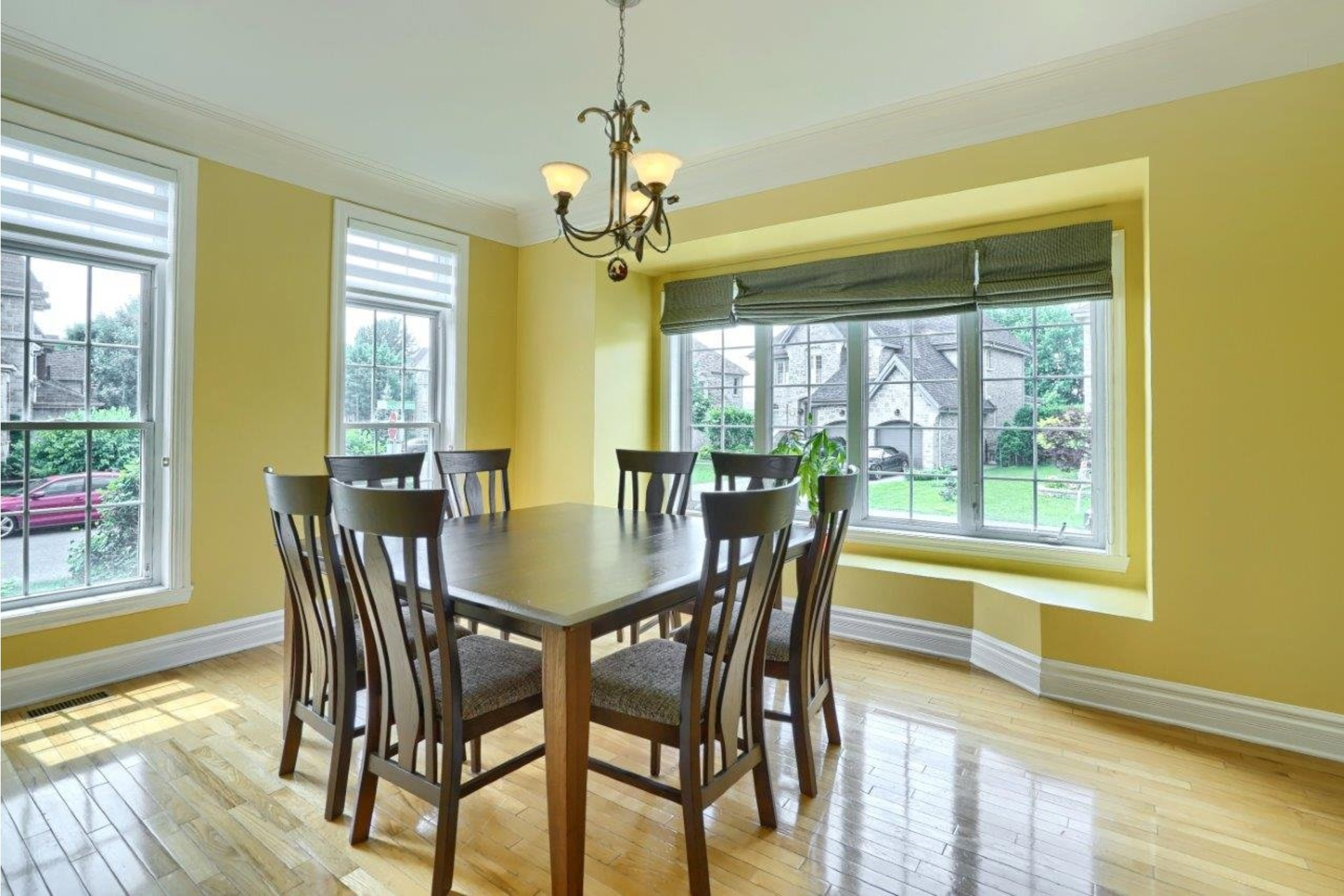 image 1 - House For sale Brossard - 12 rooms