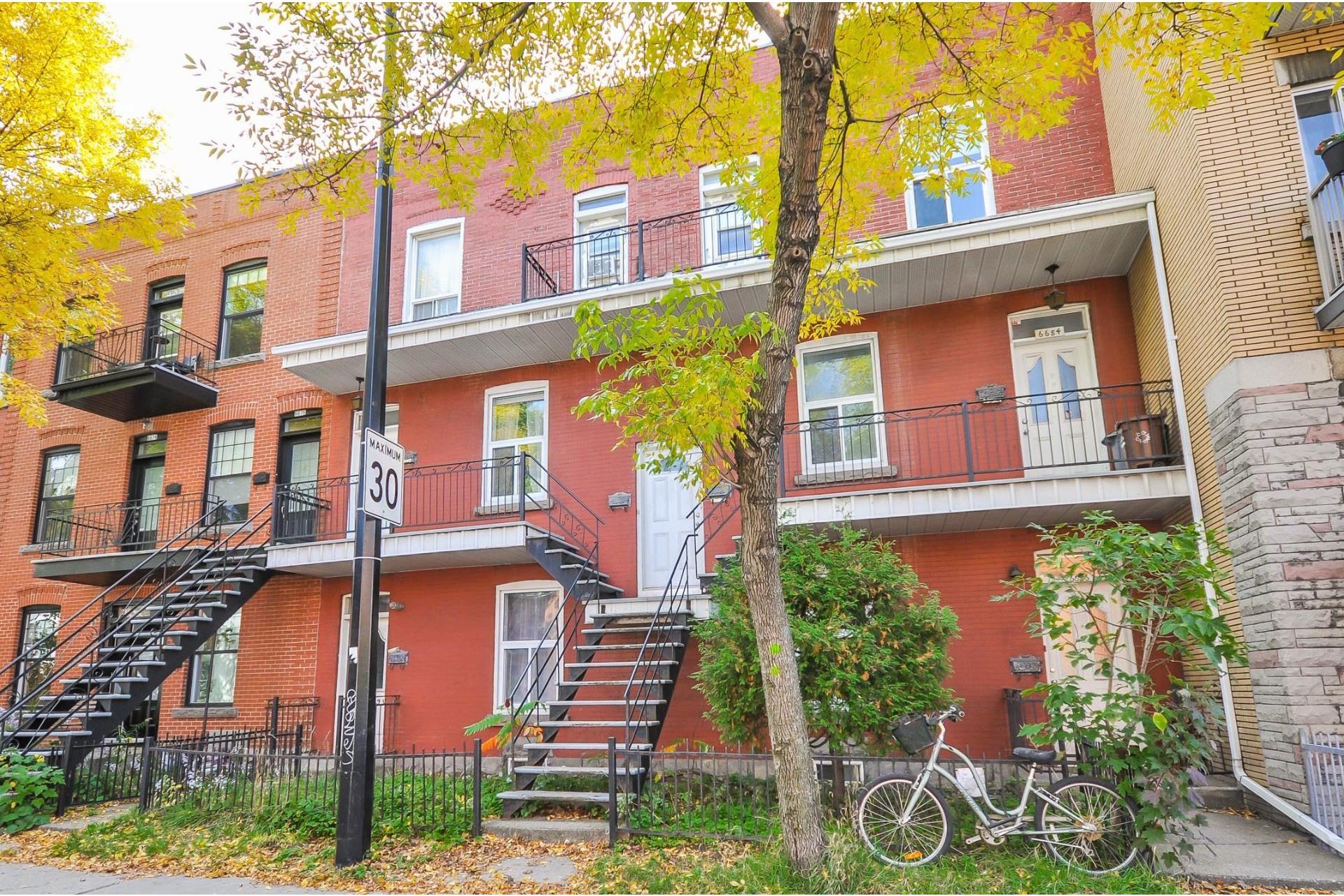 image 0 - Income property For sale Montréal Rosemont/La Petite-Patrie