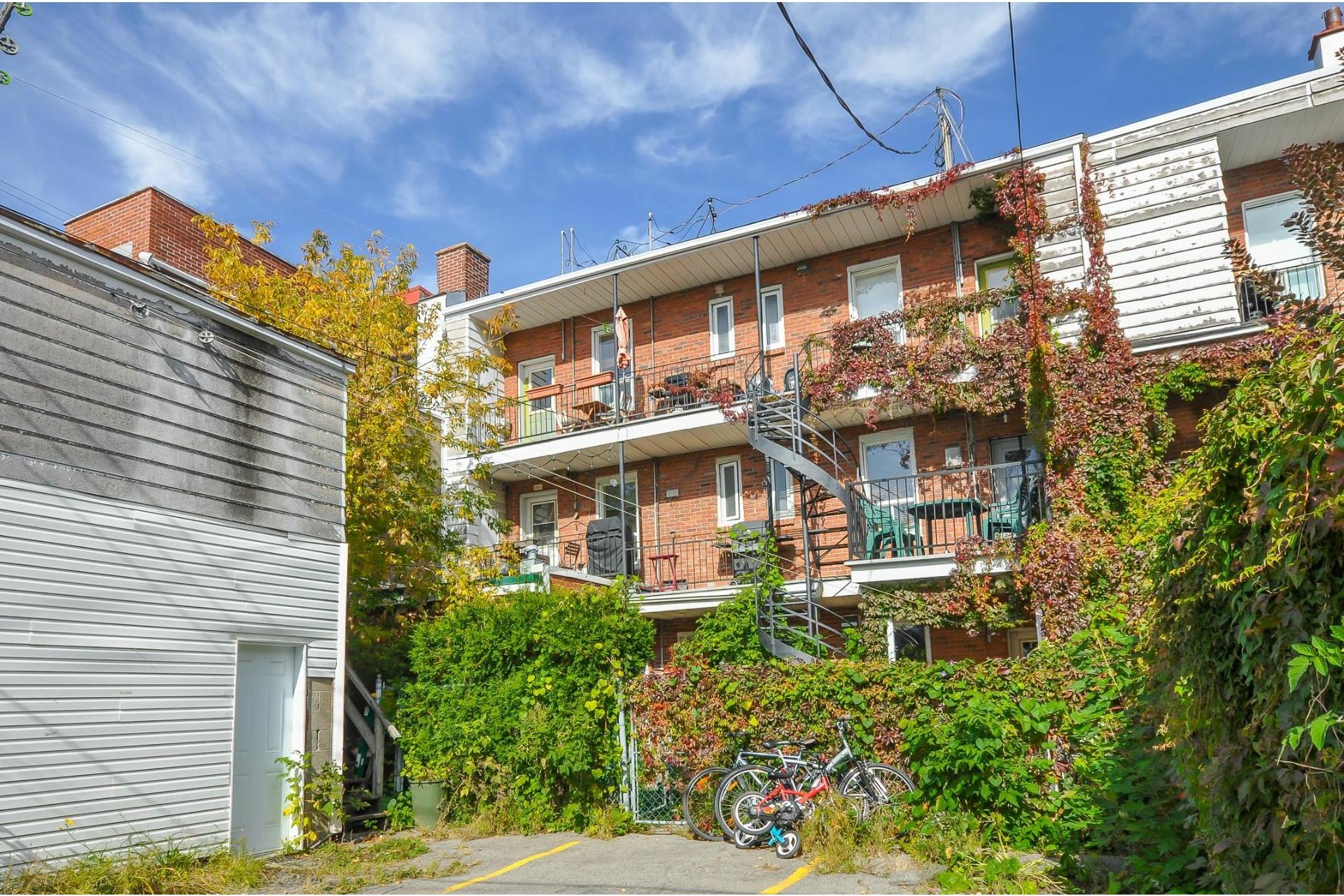 image 1 - Income property For sale Montréal Rosemont/La Petite-Patrie