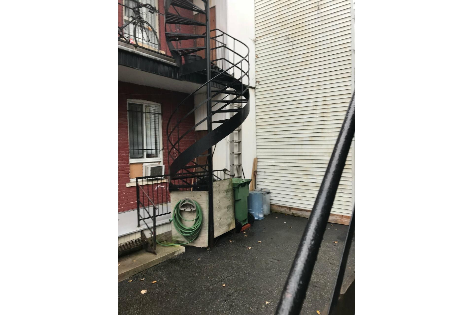 image 10 - Quintuplex À vendre Montréal Mercier/Hochelaga-Maisonneuve  - 4 pièces