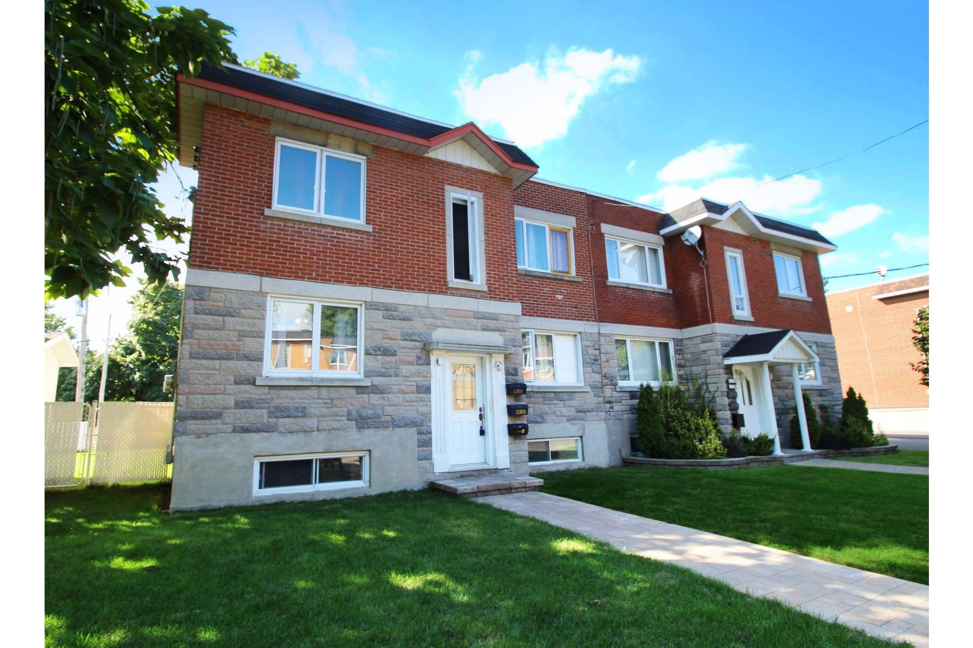 image 0 - Duplex À vendre Montréal Rivière-des-Prairies/Pointe-aux-Trembles  - 4 pièces