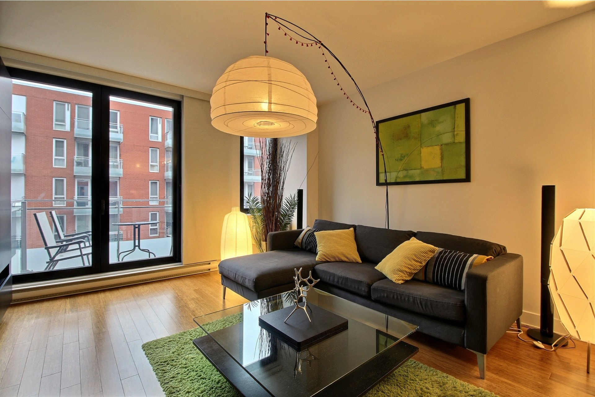 Apartment For Rent Montreal Le Sud Ouest 6 Rooms