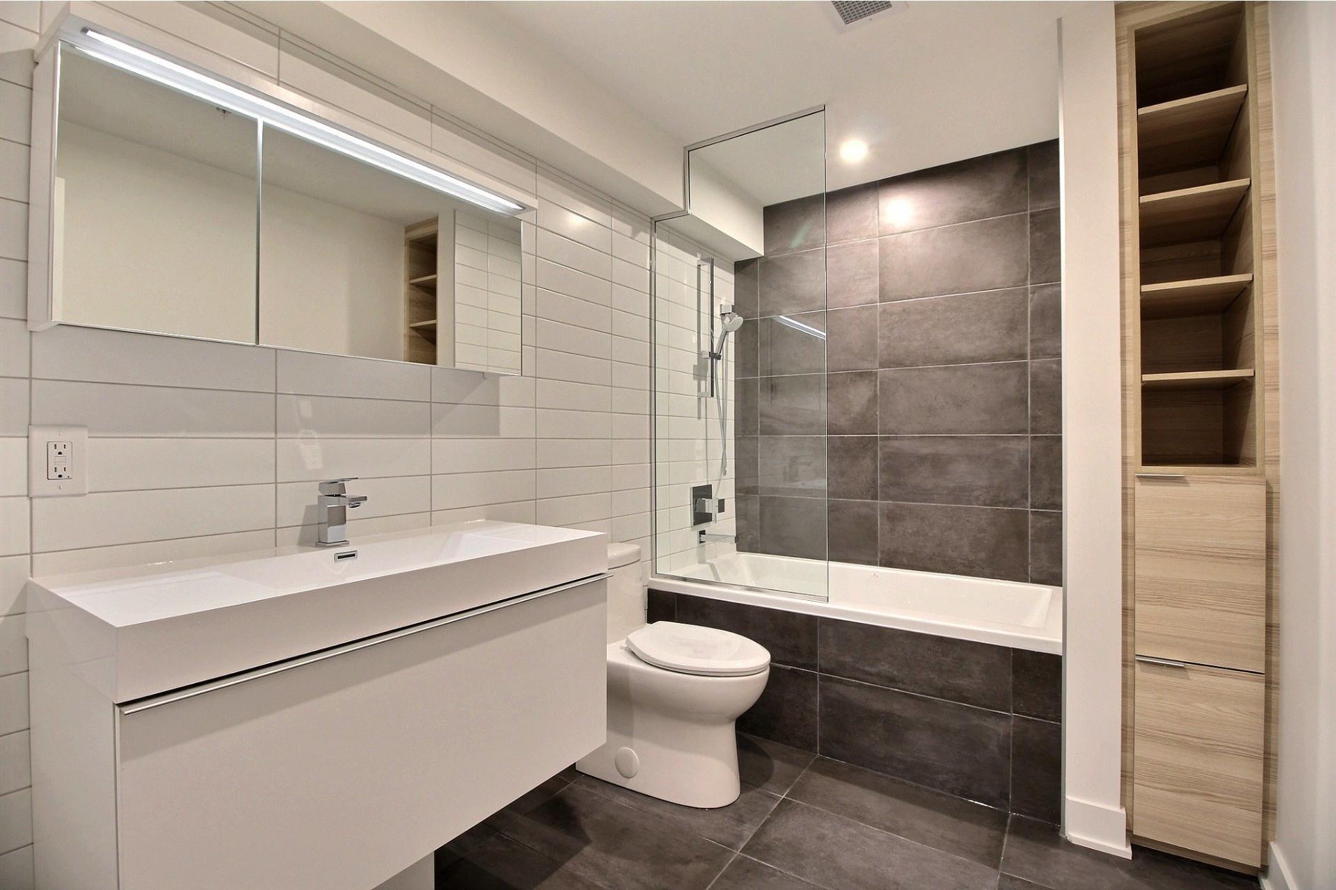 image 6 - Apartment For rent Montréal Le Sud-Ouest  - 4 rooms