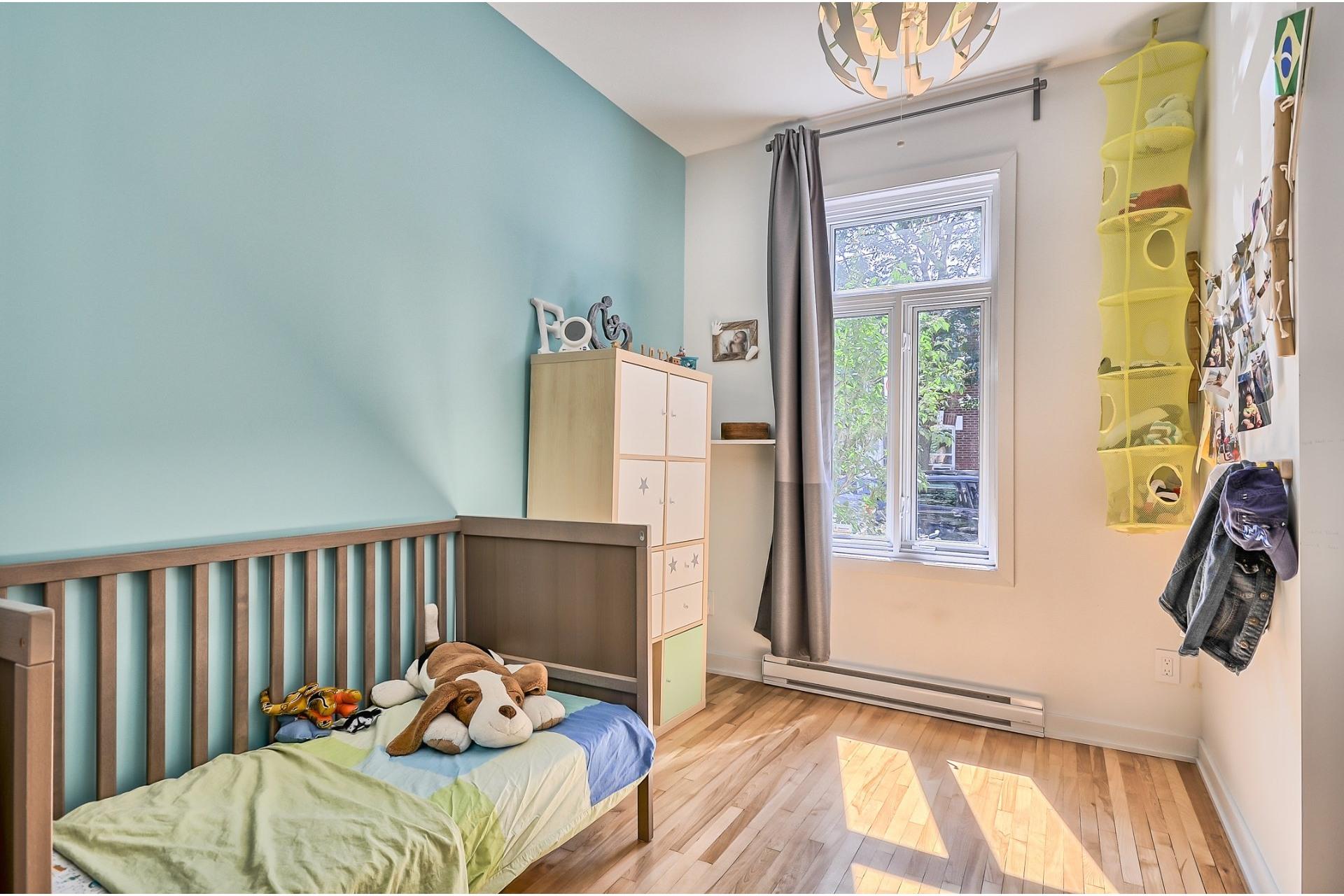 image 6 - Duplex À vendre Montréal Rosemont/La Petite-Patrie  - 10 pièces