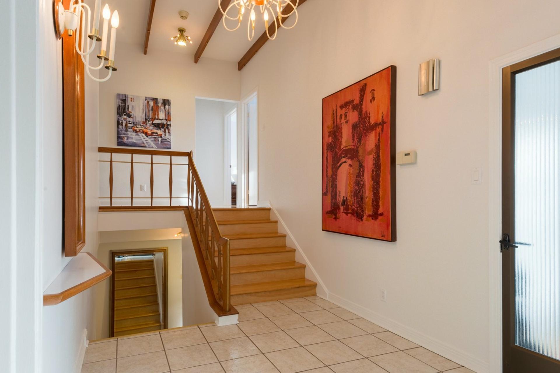image 7 - House For sale Montréal-Ouest - 16 rooms