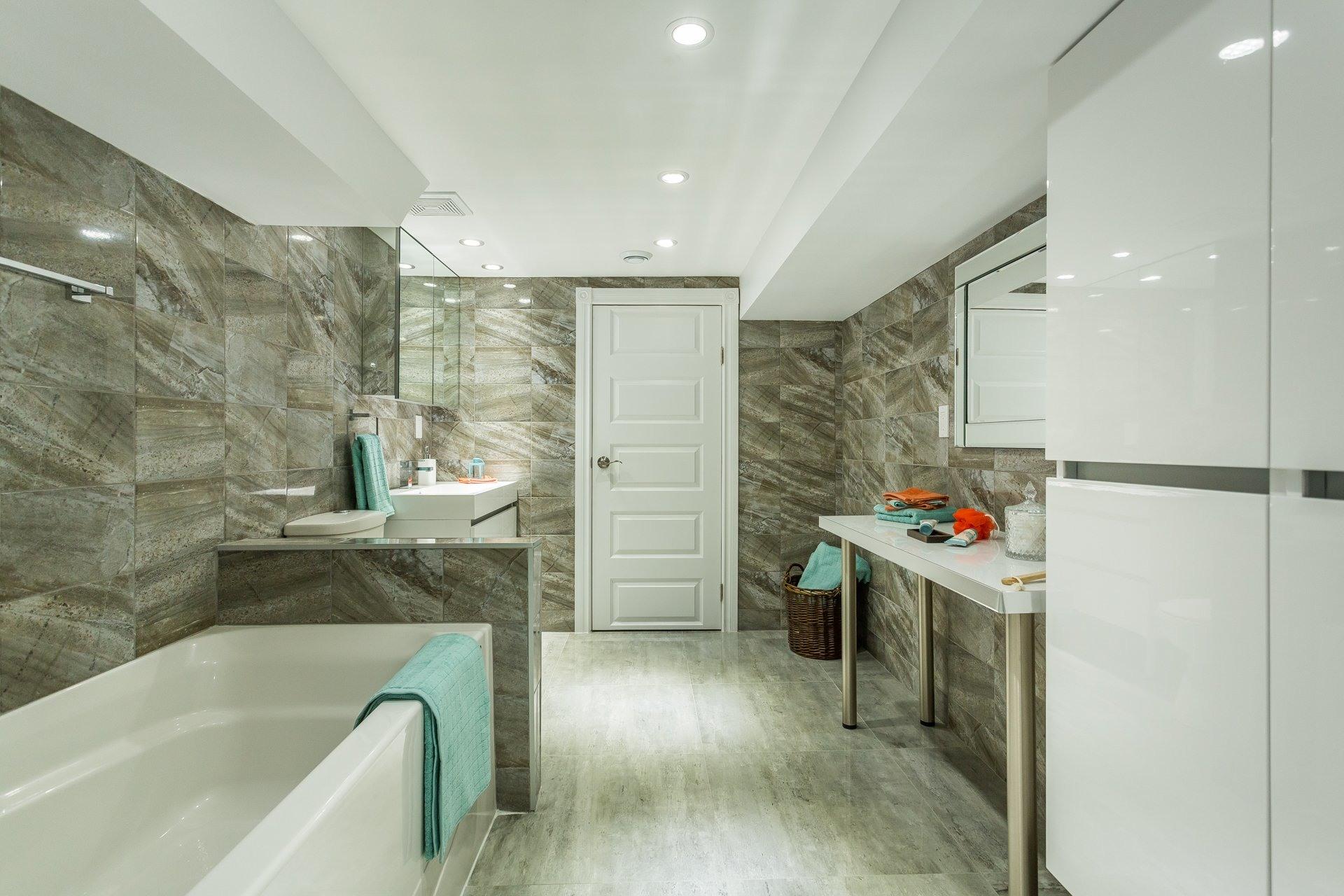 image 15 - House For sale Montréal Rosemont/La Petite-Patrie  - 6 rooms