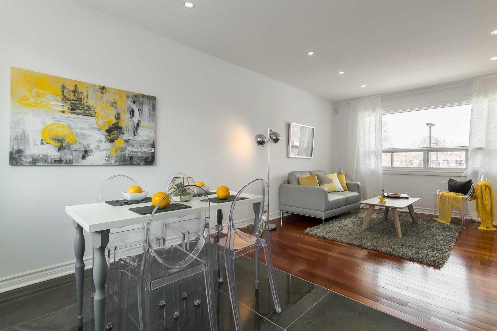 image 4 - House For sale Montréal Rosemont/La Petite-Patrie  - 6 rooms