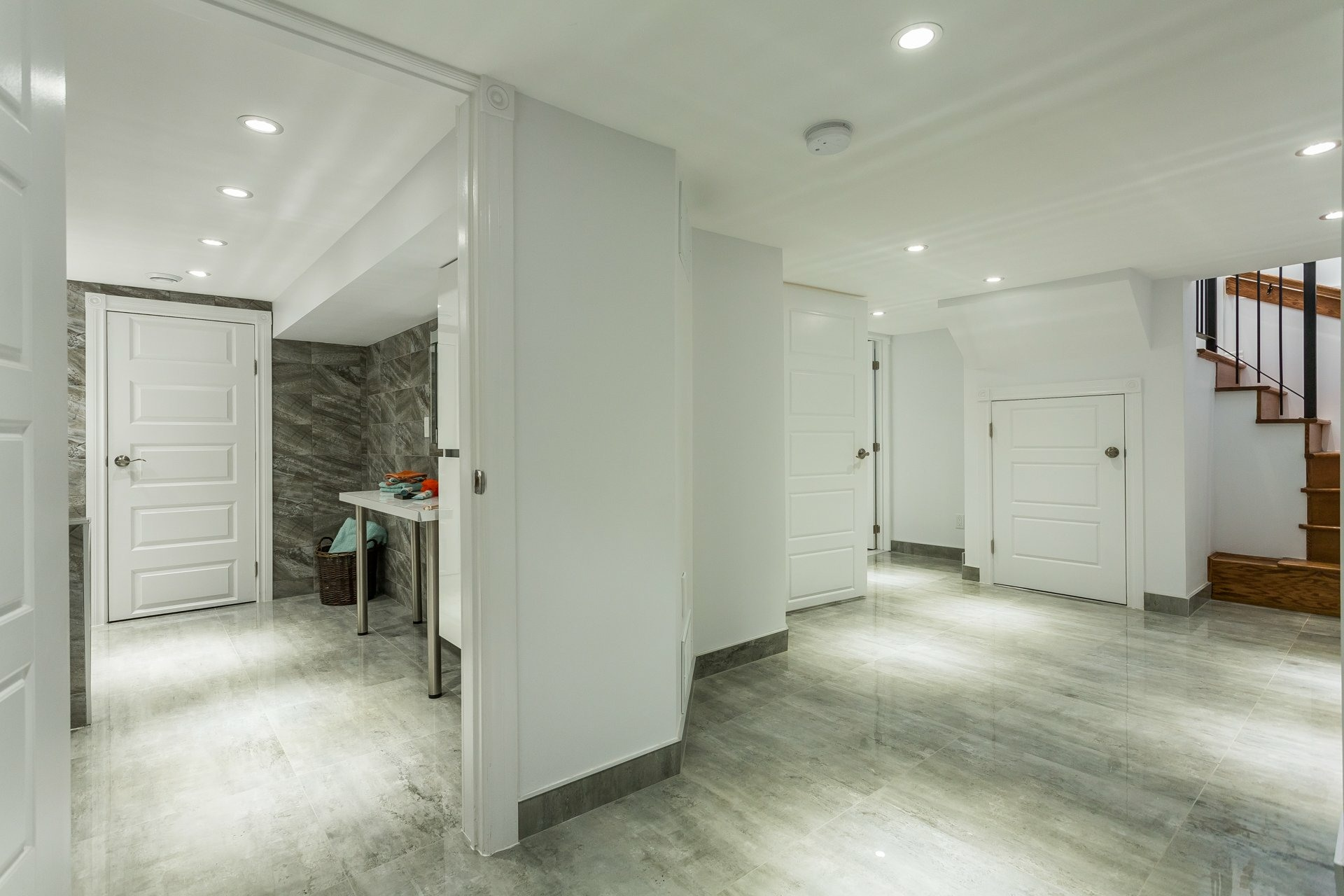 image 16 - House For sale Montréal Rosemont/La Petite-Patrie  - 6 rooms