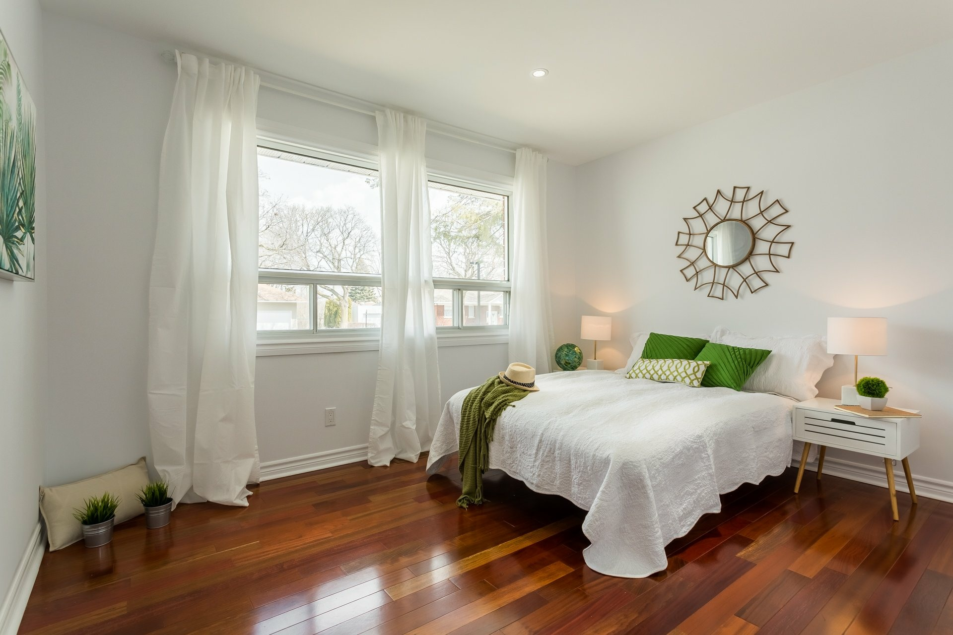 image 7 - House For sale Montréal Rosemont/La Petite-Patrie  - 6 rooms