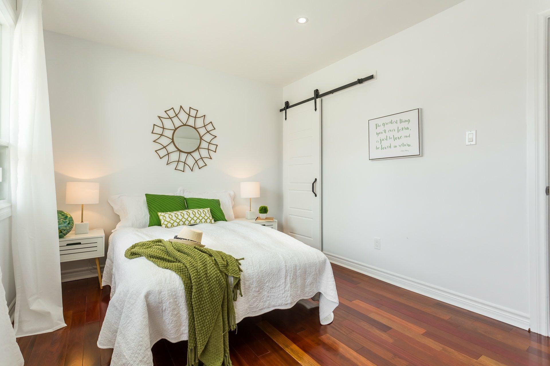 image 8 - House For sale Montréal Rosemont/La Petite-Patrie  - 6 rooms