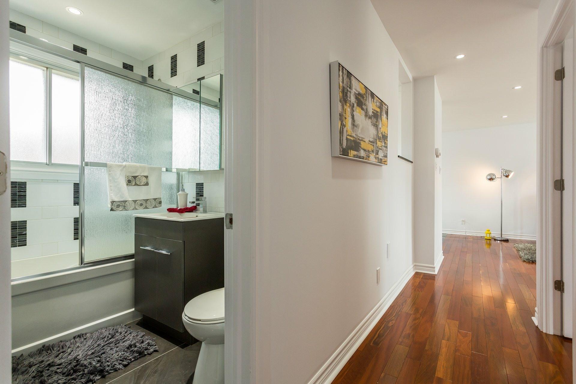 image 11 - House For sale Montréal Rosemont/La Petite-Patrie  - 6 rooms