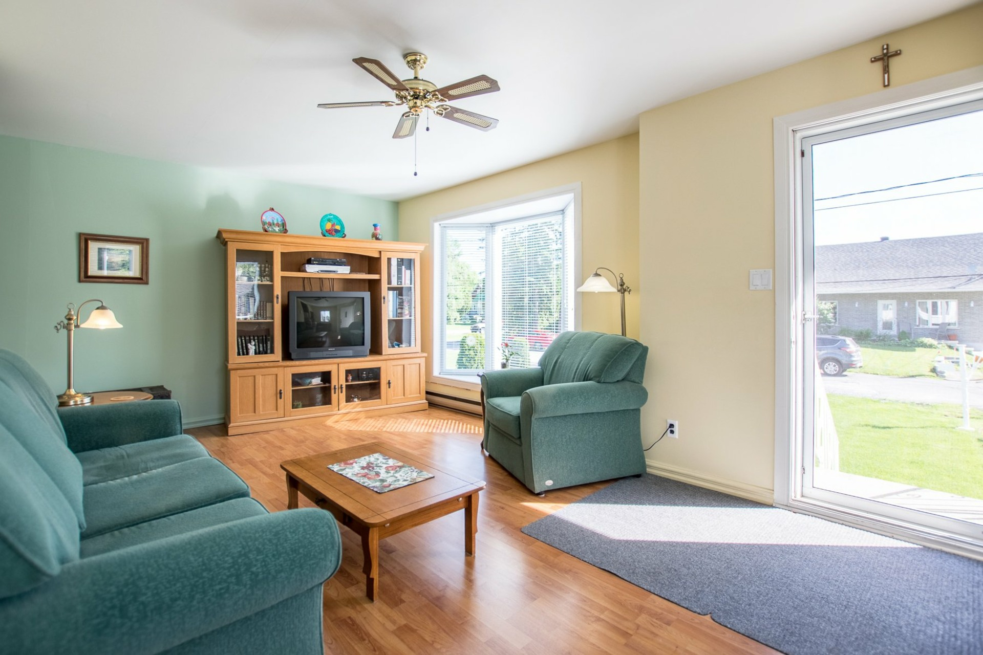 image 2 - House For sale Beauharnois - 9 rooms
