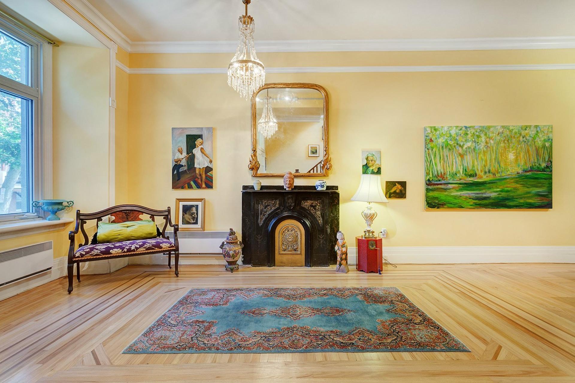 image 3 - Maison À vendre Montréal Le Plateau-Mont-Royal  - 14 pièces