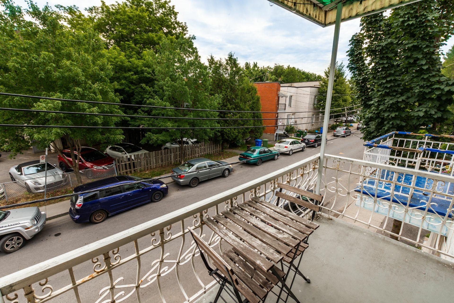 image 15 - Duplex À vendre Montréal Verdun/Île-des-Soeurs  - 4 pièces