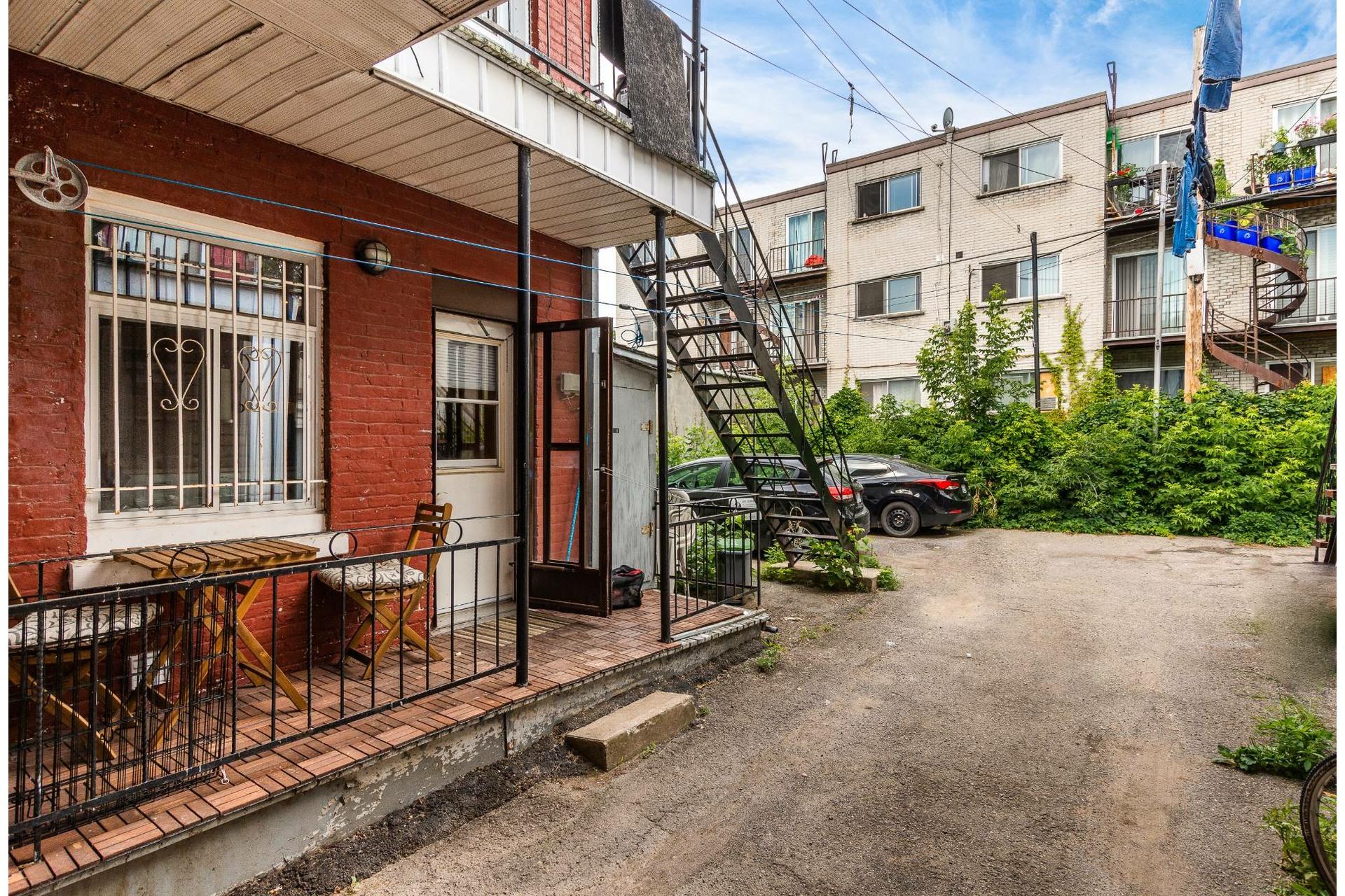 image 9 - Duplex À vendre Montréal Verdun/Île-des-Soeurs  - 4 pièces
