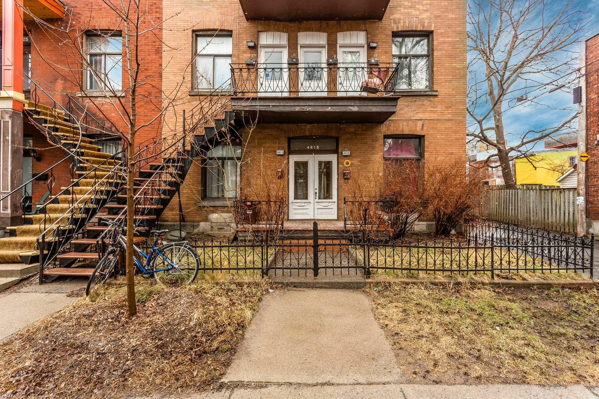 image 33 - Immeuble à revenus À vendre Montréal Le Plateau-Mont-Royal  - 5 pièces