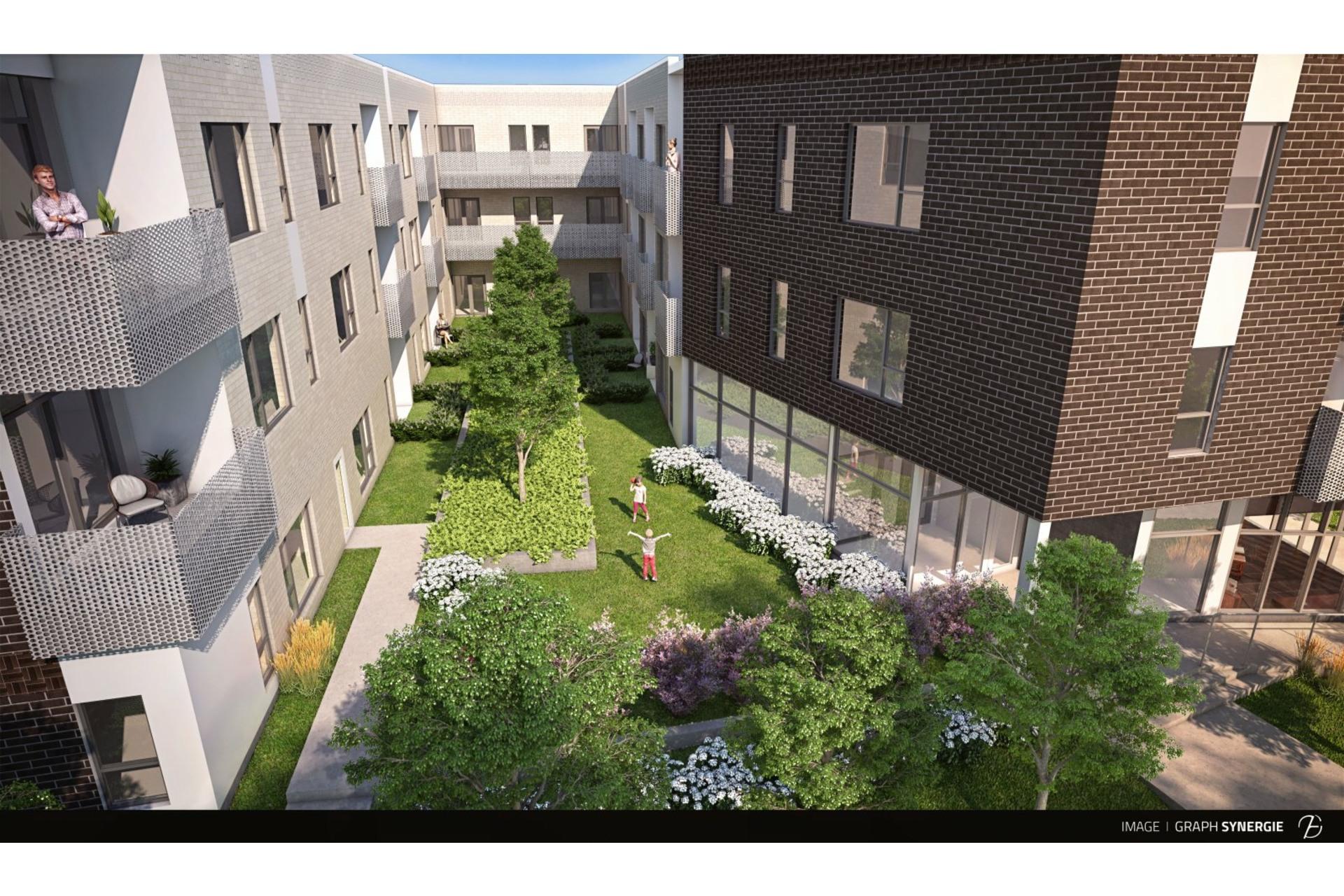 image 1 - Appartement À vendre Montréal Rosemont/La Petite-Patrie  - 5 pièces
