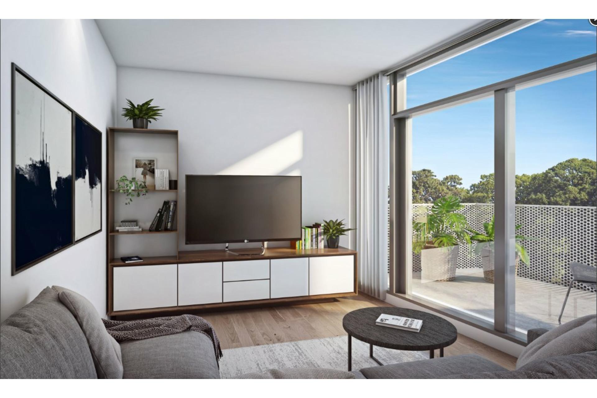 image 2 - Appartement À vendre Montréal Rosemont/La Petite-Patrie  - 6 pièces