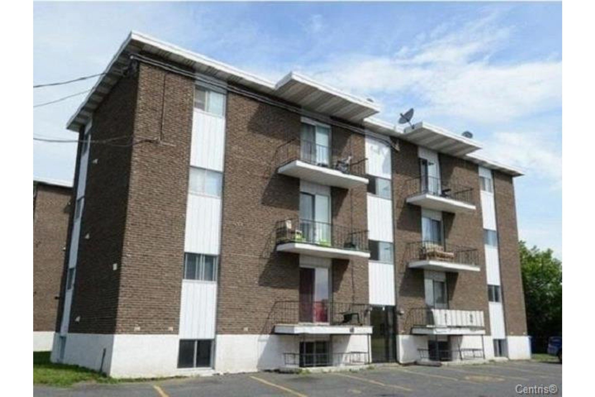 image 0 - Apartment For rent Sorel-Tracy - 5 rooms