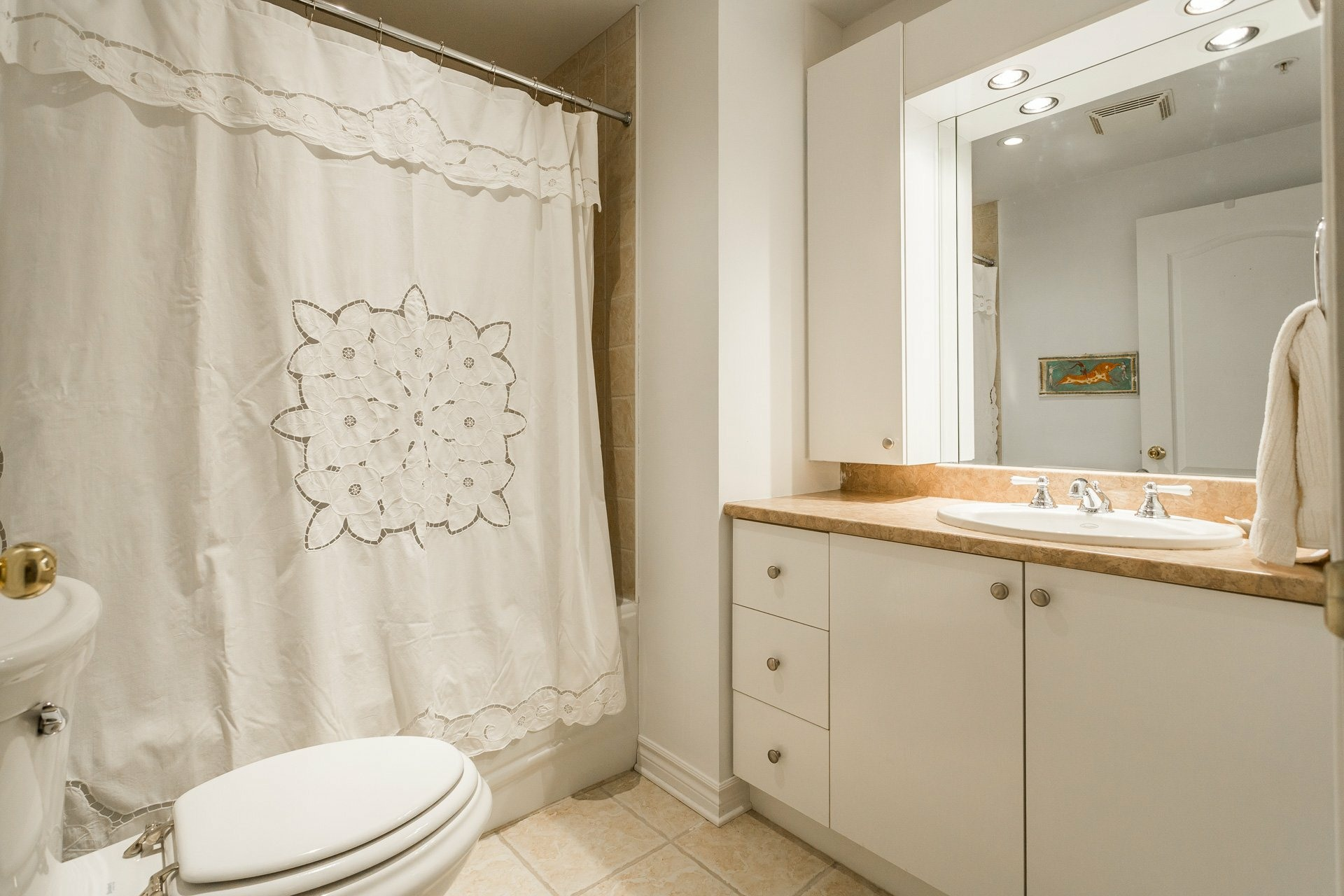 image 10 - Apartment For rent Anjou Montréal  - 7 rooms