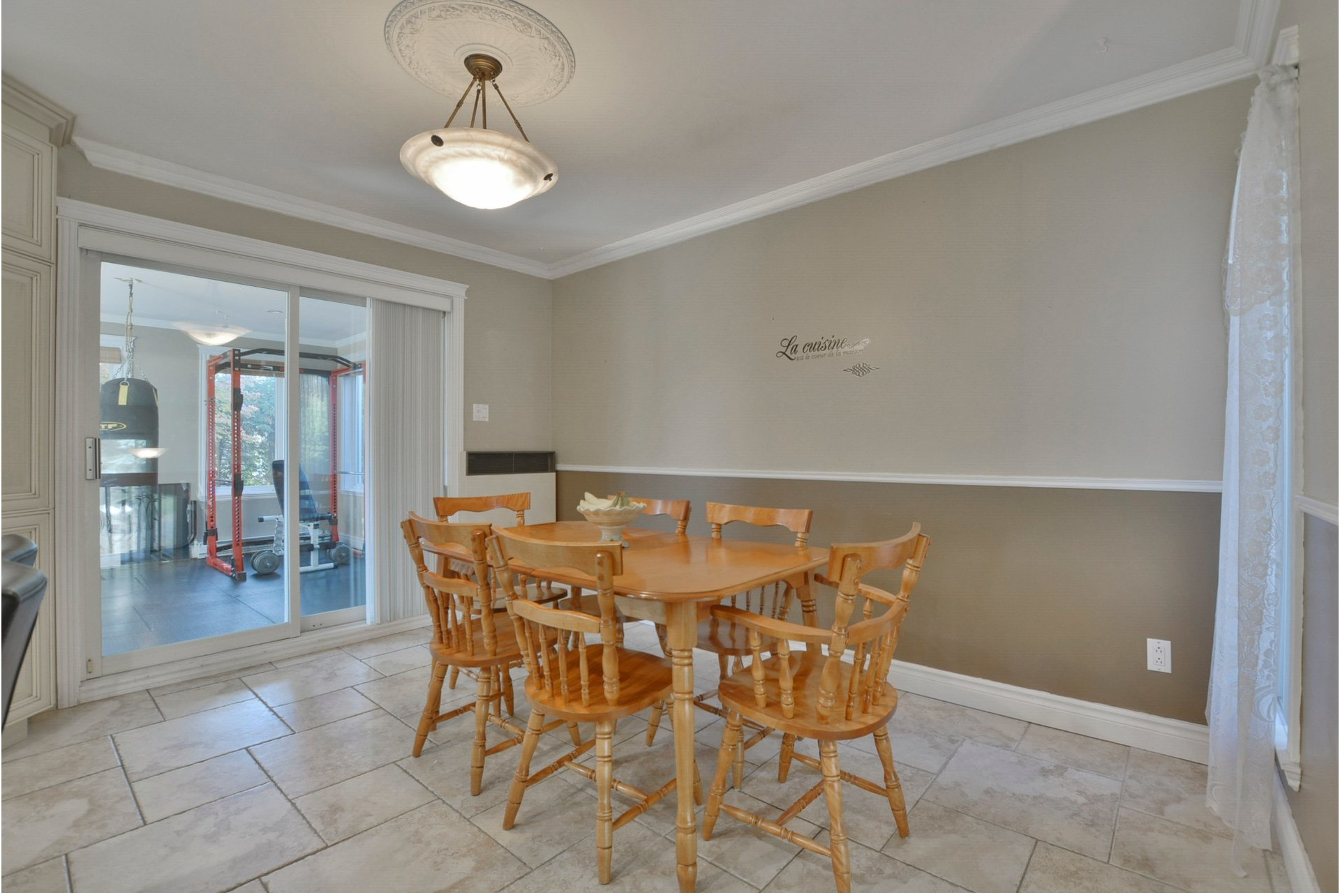 image 10 - House For sale Mascouche - 11 rooms