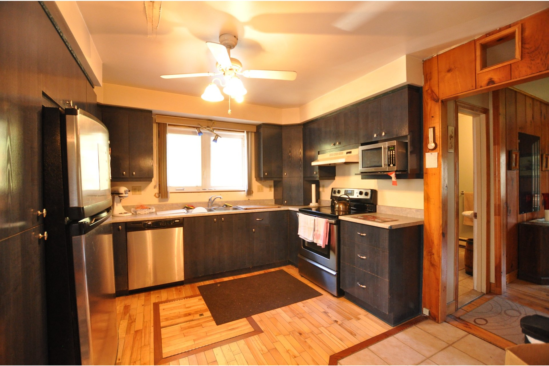 image 5 - House For sale Mille-Isles - 11 rooms