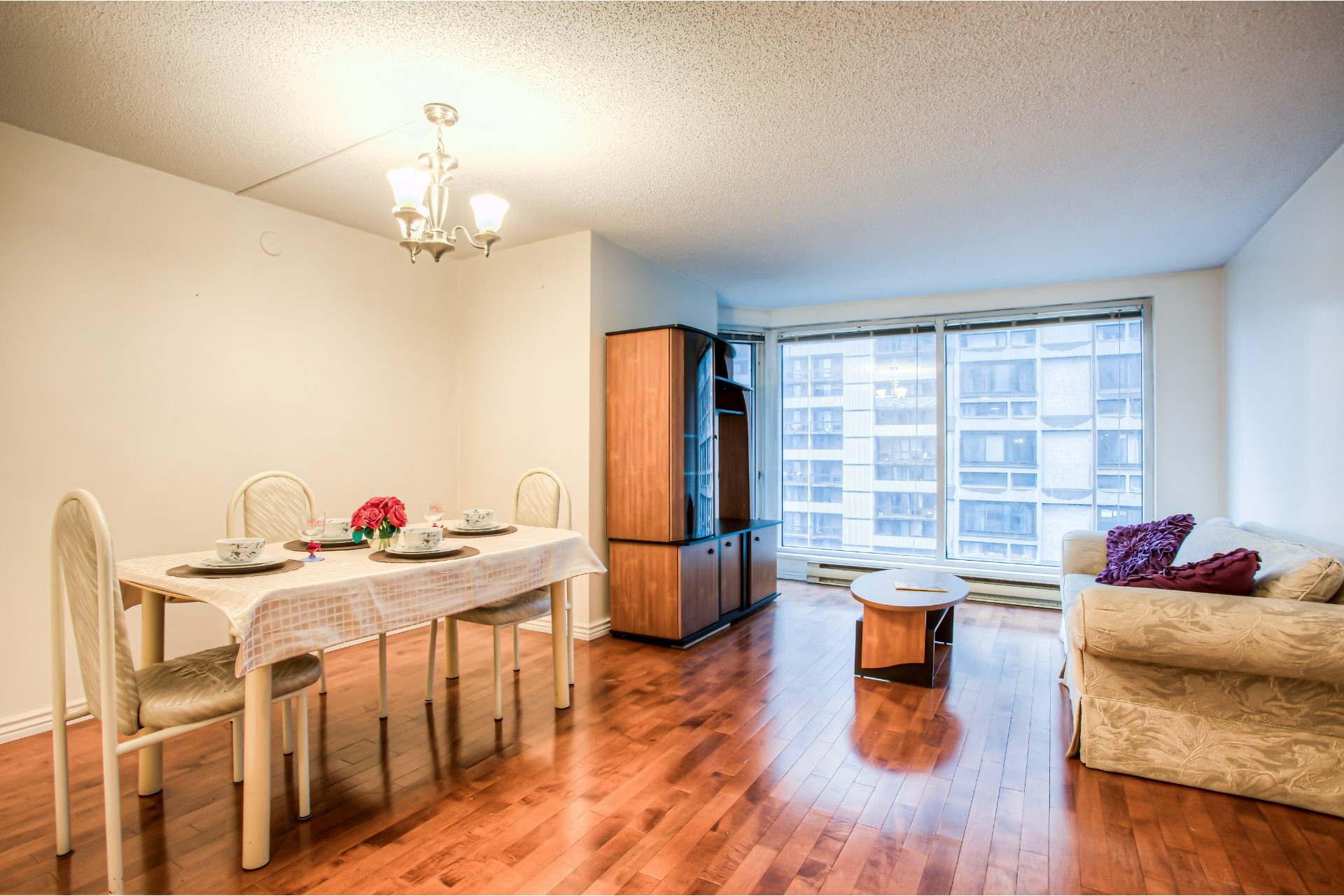 image 4 - Apartment For sale Ville-Marie Montréal  - 5 rooms