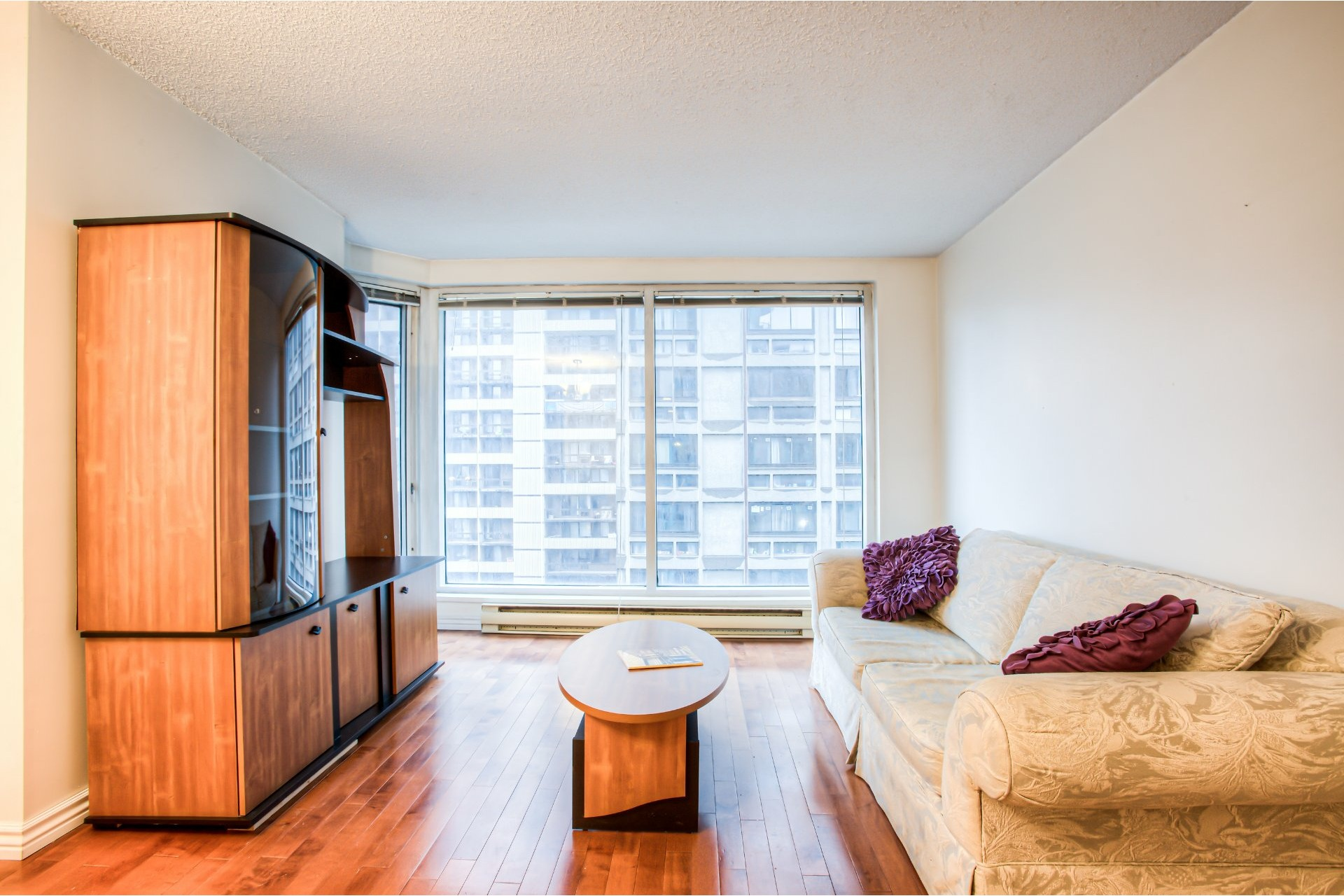 image 3 - Apartment For sale Ville-Marie Montréal  - 5 rooms