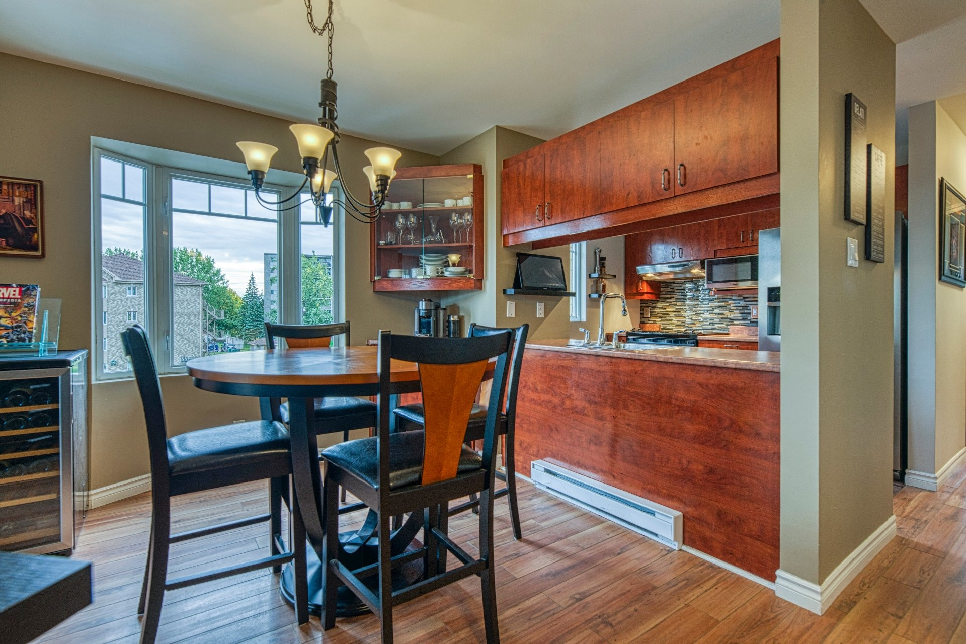 image 10 - Apartment For sale Chomedey Laval  - 5 rooms