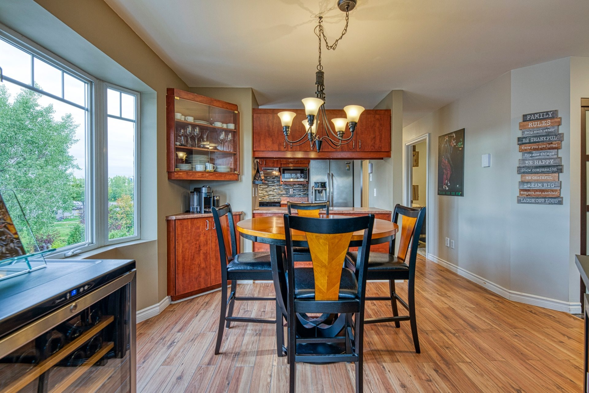 image 8 - Apartment For sale Chomedey Laval  - 5 rooms