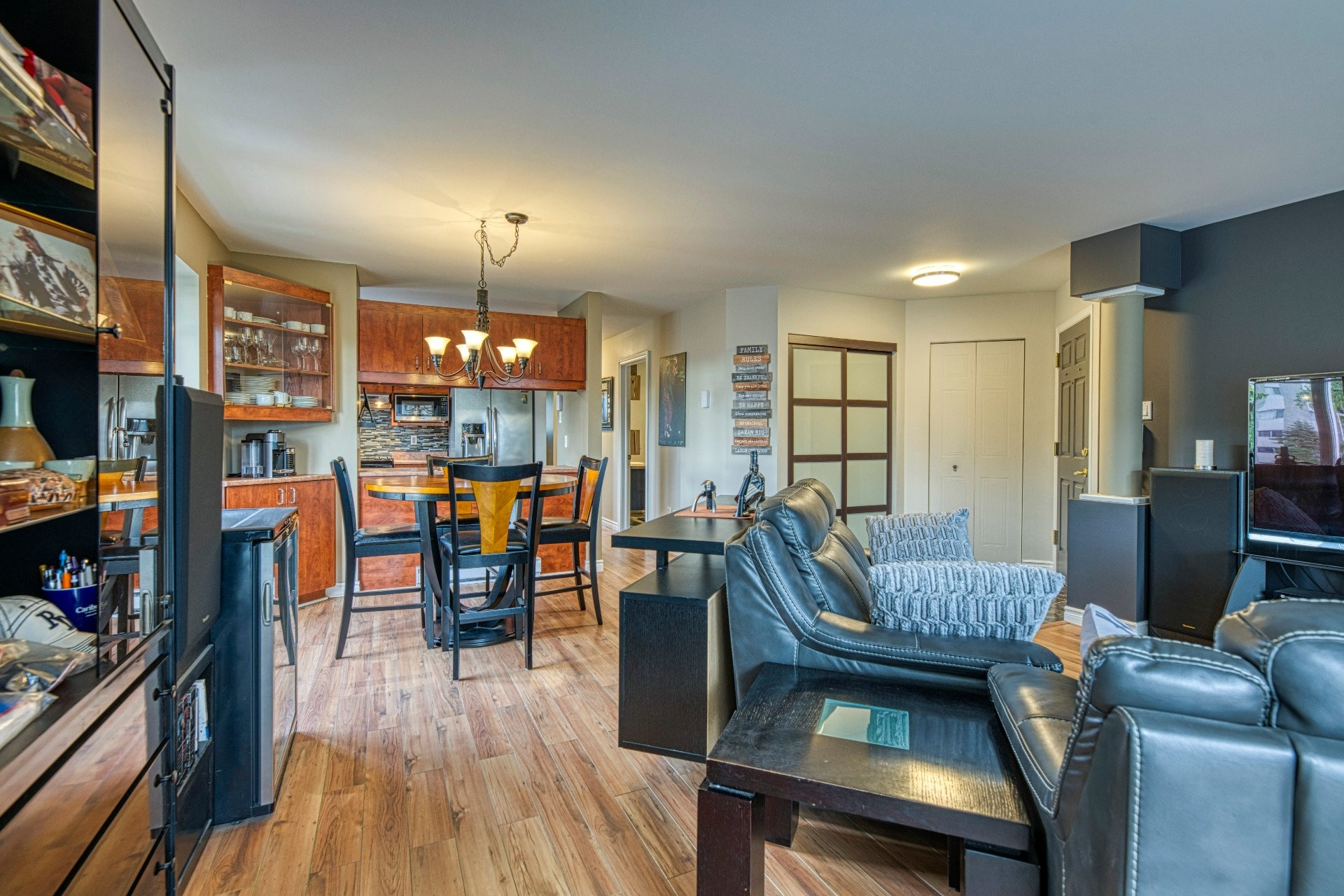 image 5 - Apartment For sale Chomedey Laval  - 5 rooms