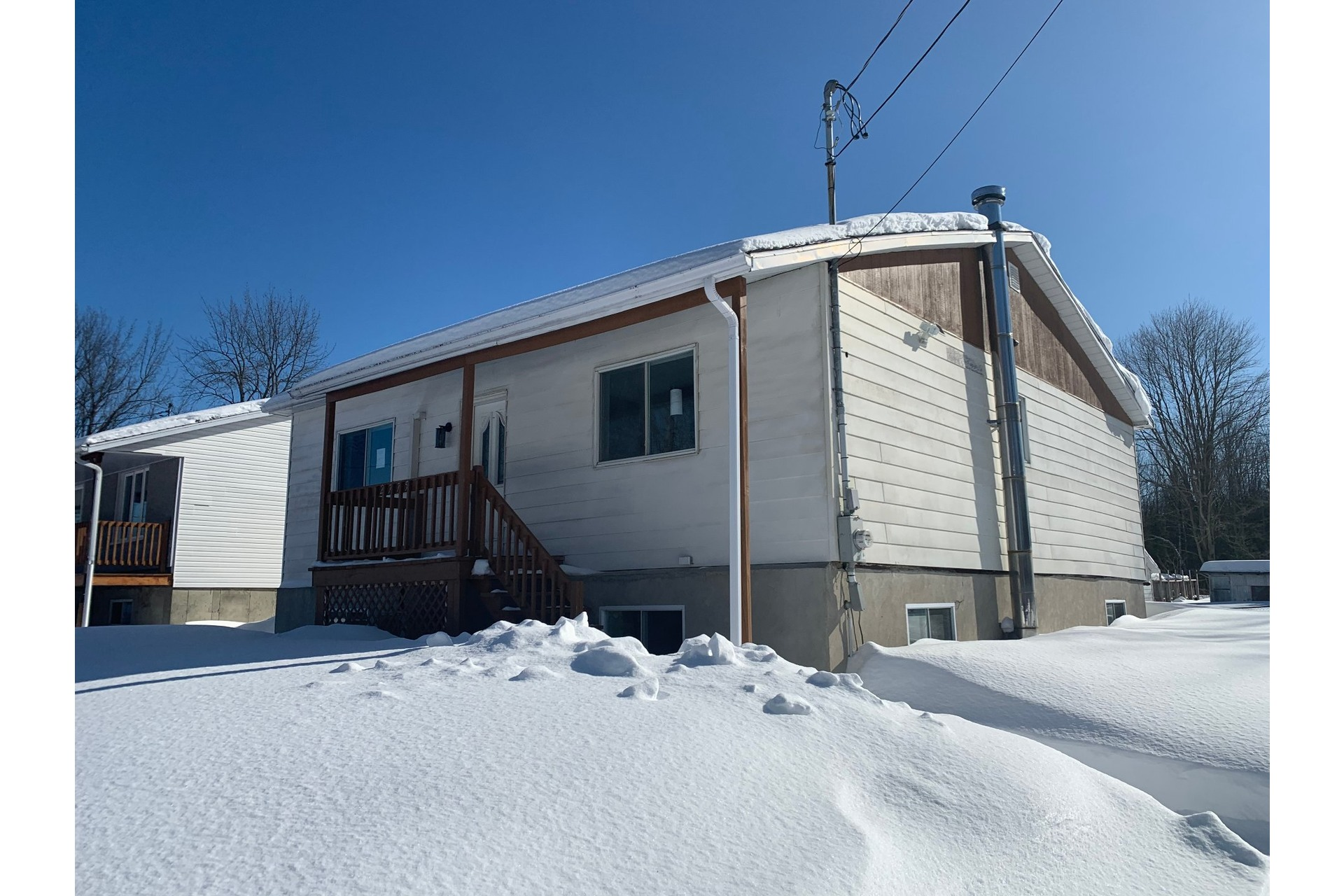 image 0 - House For sale Trois-Rivières - 12 rooms
